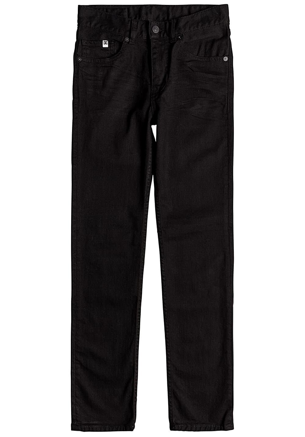 Boyshosen - DC Worker Slim Jeans für Jungs Schwarz - Onlineshop Planet Sports
