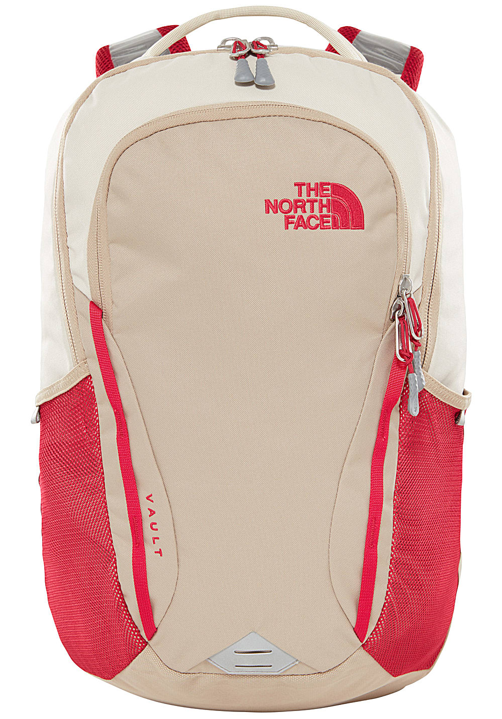 The North Face Vault - Rucksack für Damen - Beige