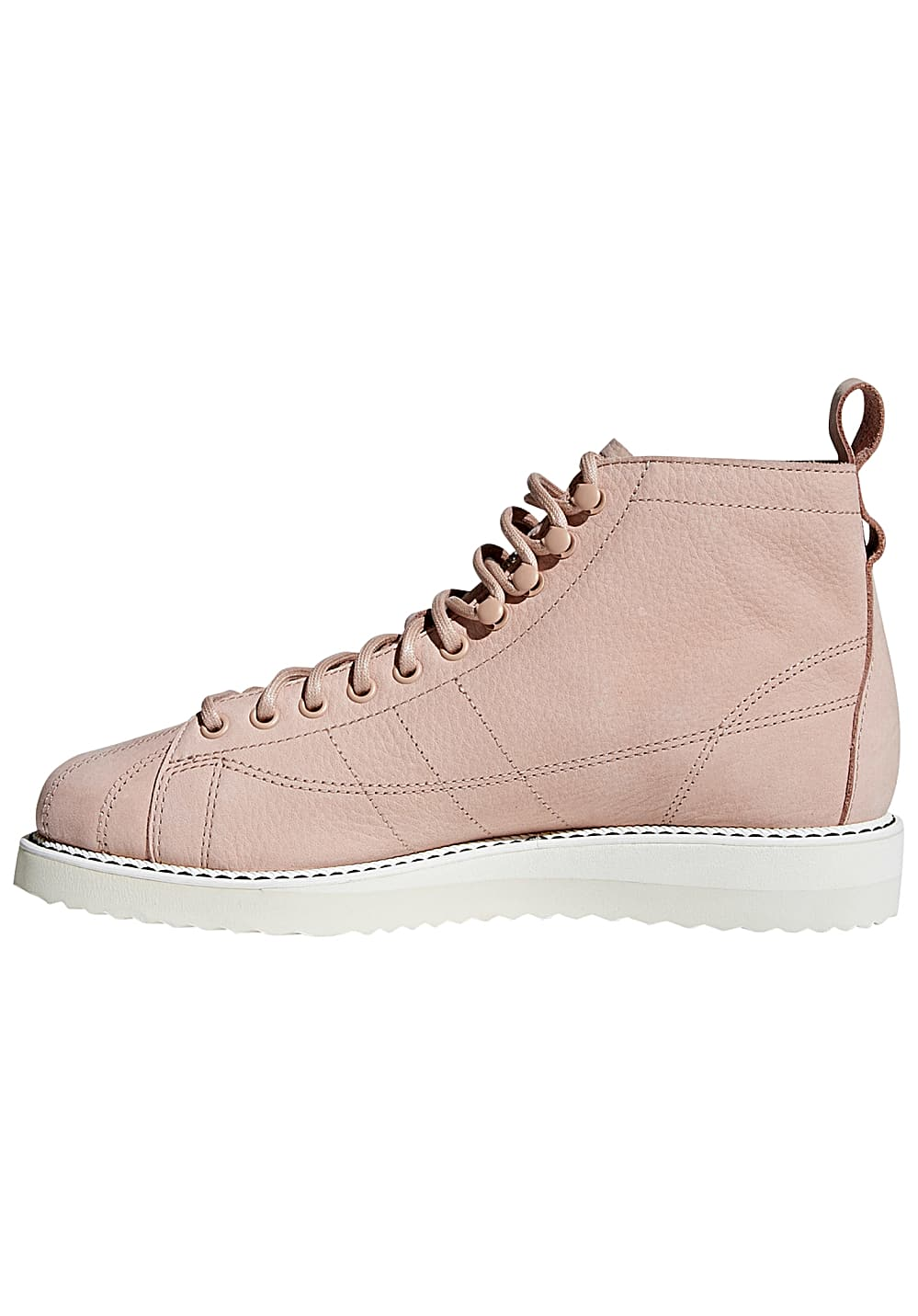 adidas Originals Superstar Boot Sneaker für Damen Pink