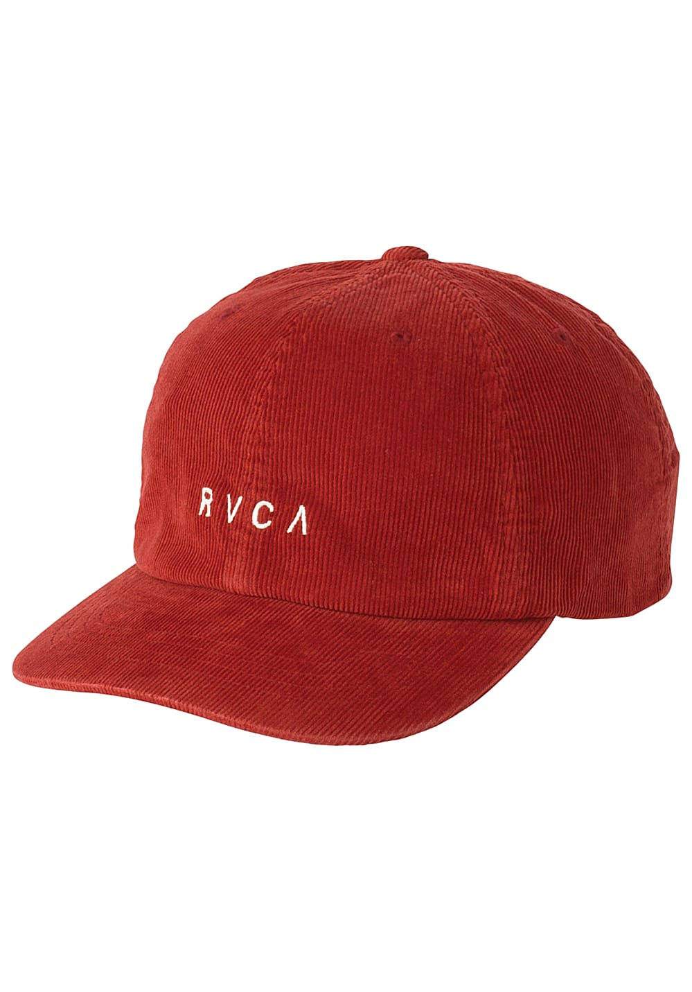 rvca raddads cap f r damen rot lightning world. Black Bedroom Furniture Sets. Home Design Ideas