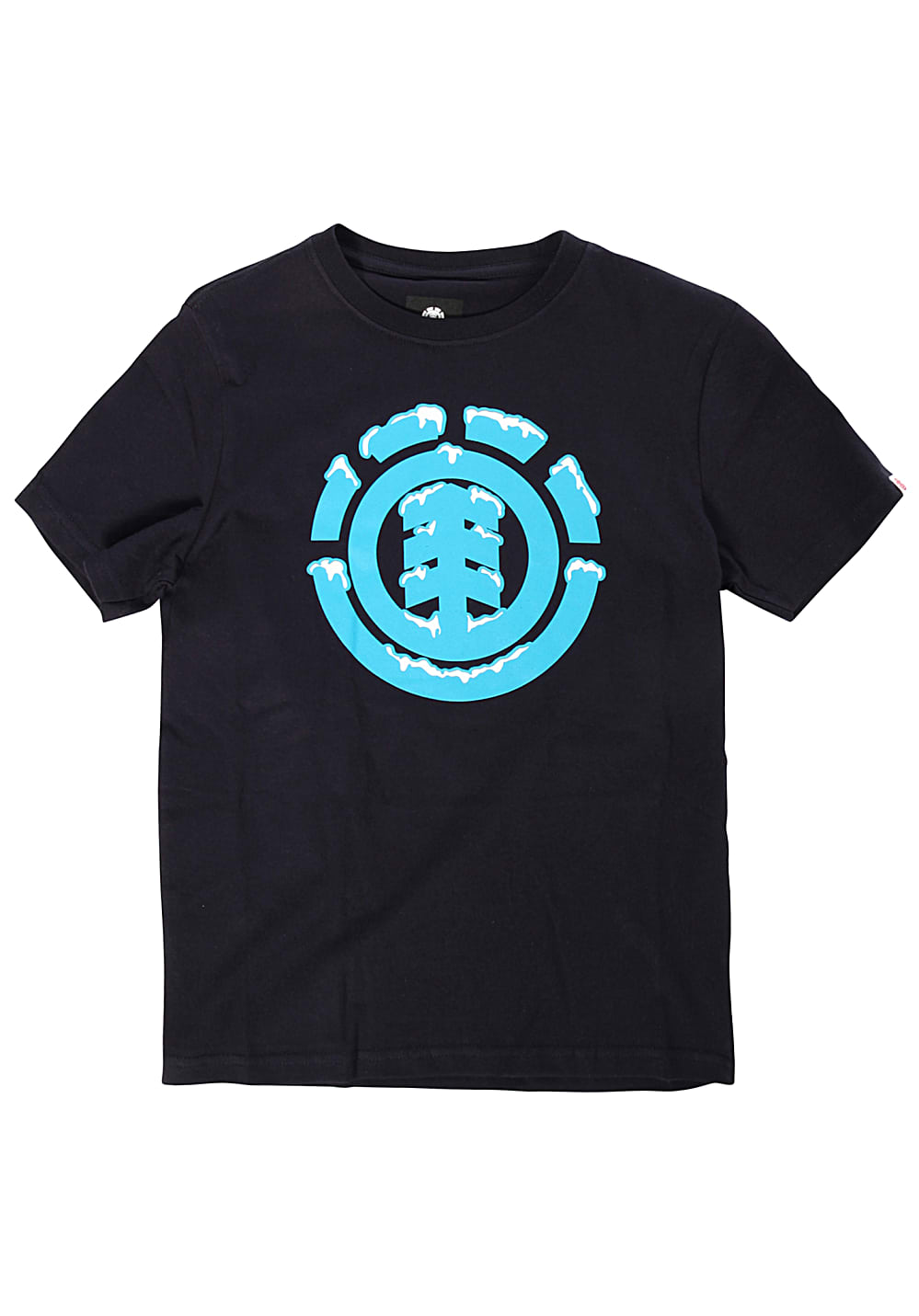 Element Snow Icon - T-Shirt für Jungs - Blau