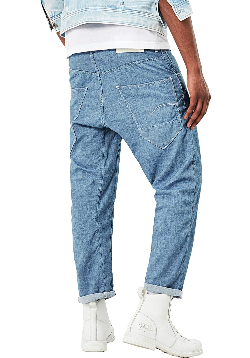 Blau Planet Raw Für Star 78 3dapered Jeans G Sports Arc Herren bgvf6Y7y