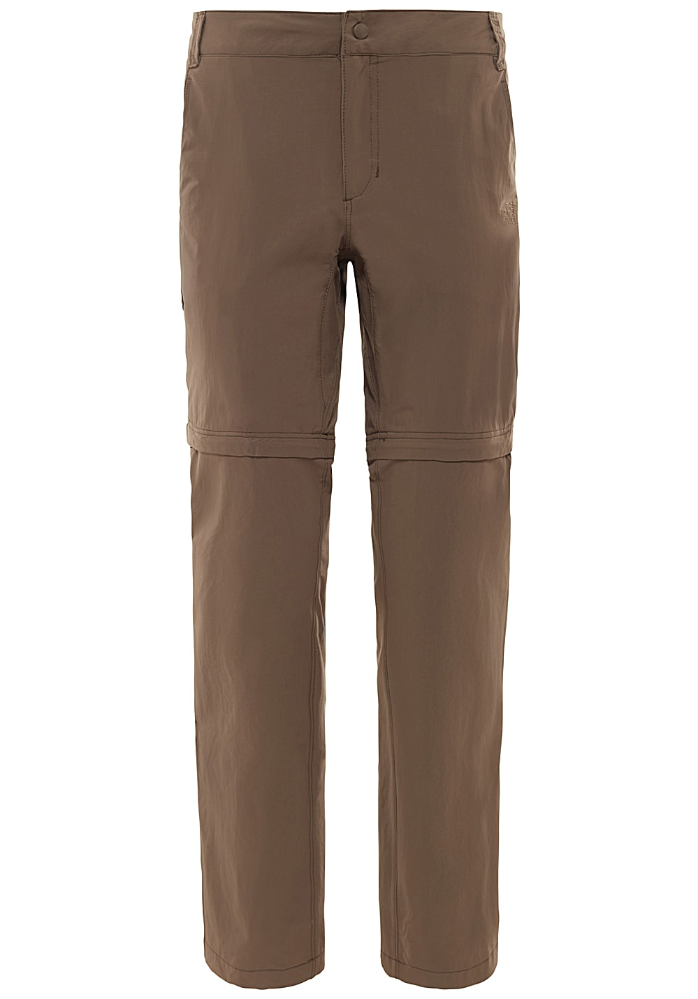 THE NORTH FACE Exploration Convertible - Outdoorhose für Damen - Braun