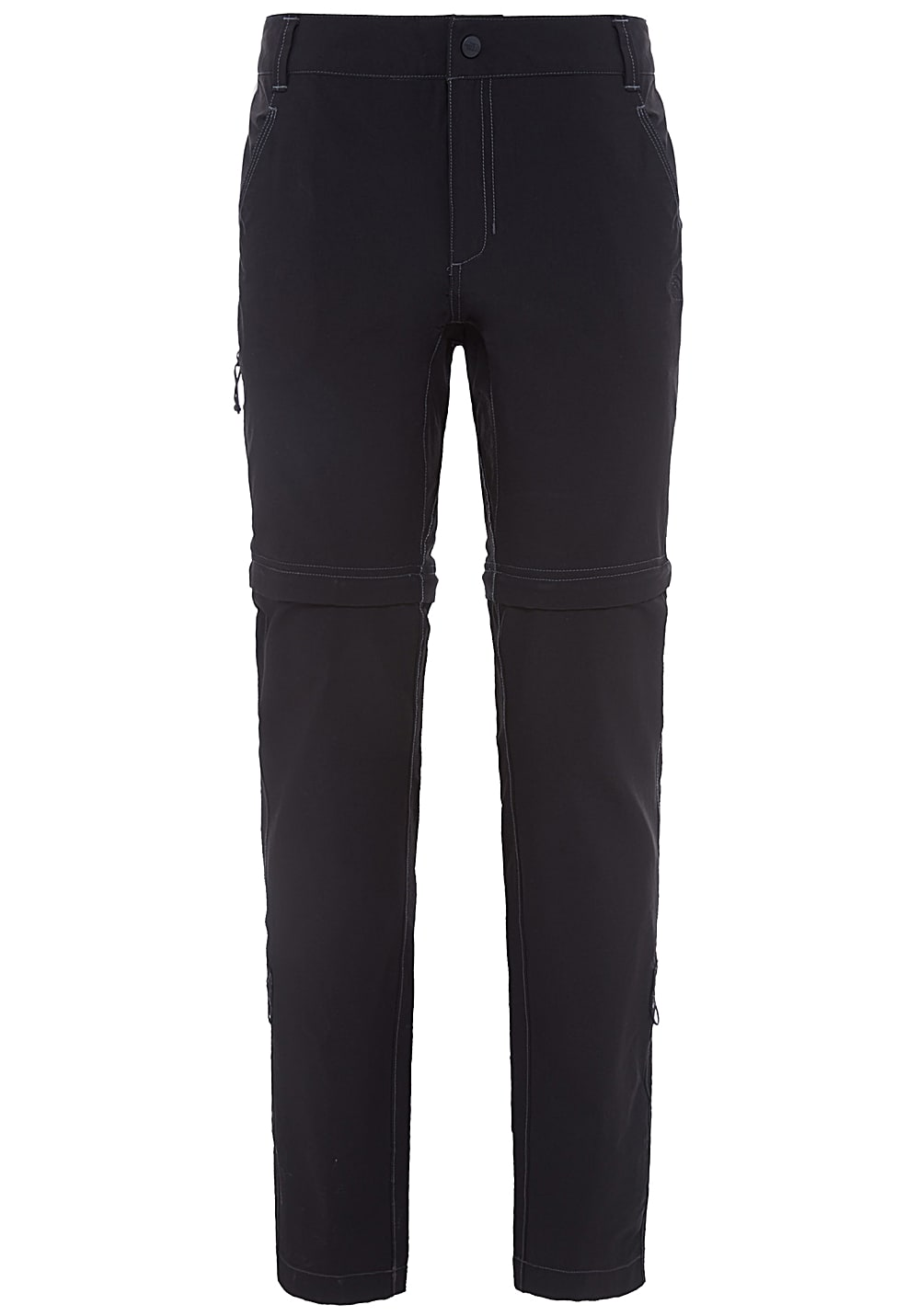THE NORTH FACE Exploration Convertible - Outdoorhose für Damen - Schwarz