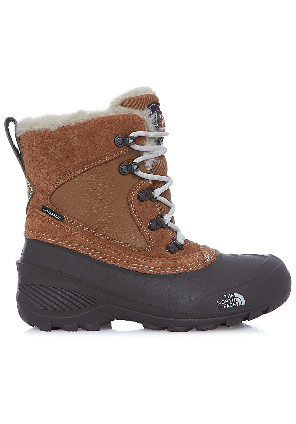 THE NORTH FACE Shlista ExTRem Bergschuhe - Braun - 37