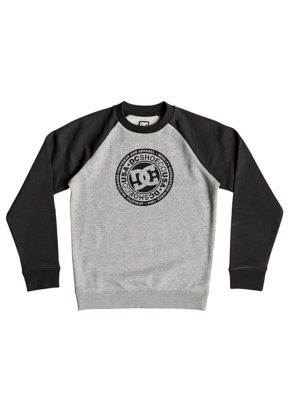 Boysoberteile - DC Circle Star Sweatshirt für Jungs Mehrfarbig - Onlineshop Planet Sports