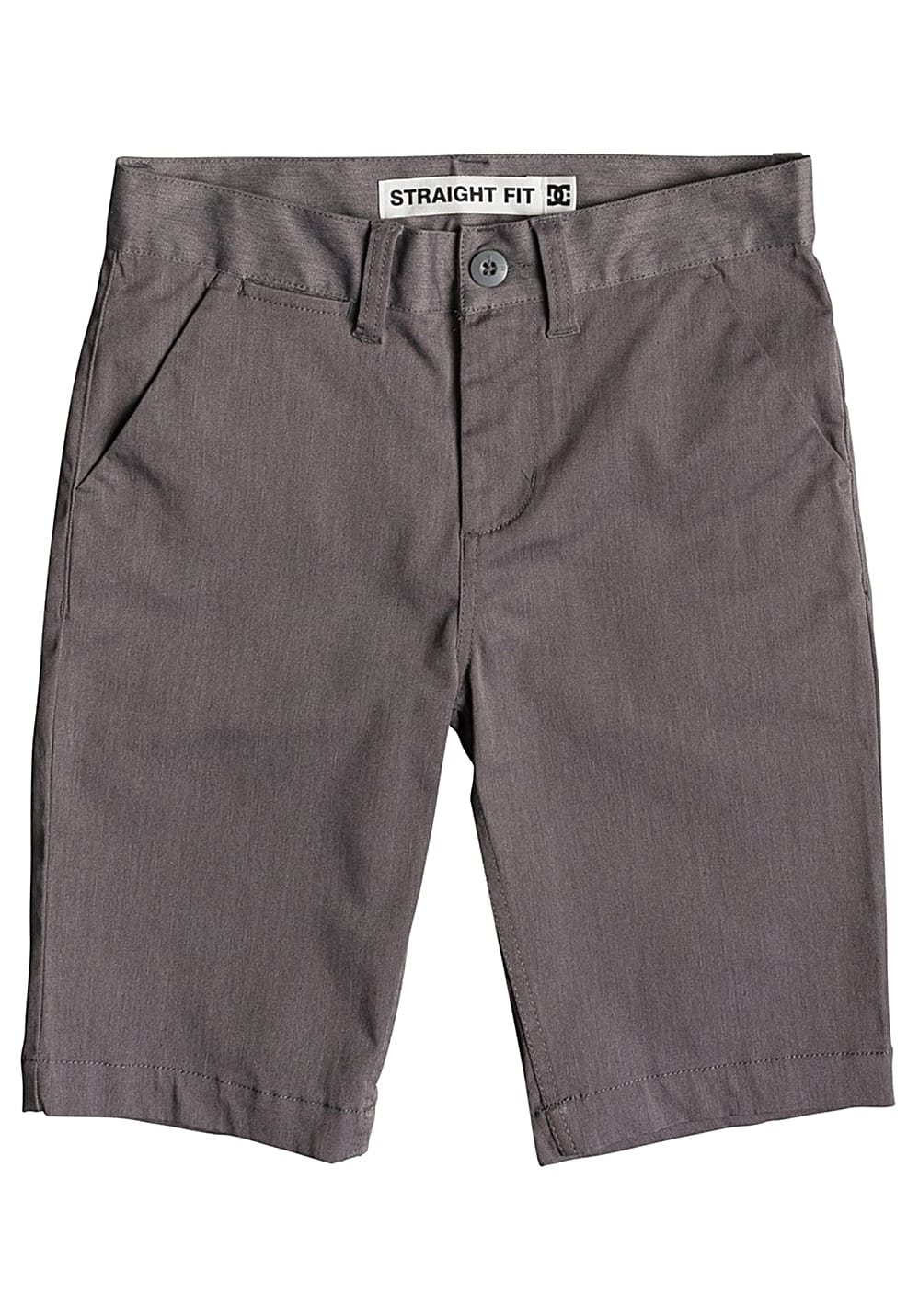 Boyshosen - DC Worker Straight Shorts für Jungs Grau - Onlineshop Planet Sports
