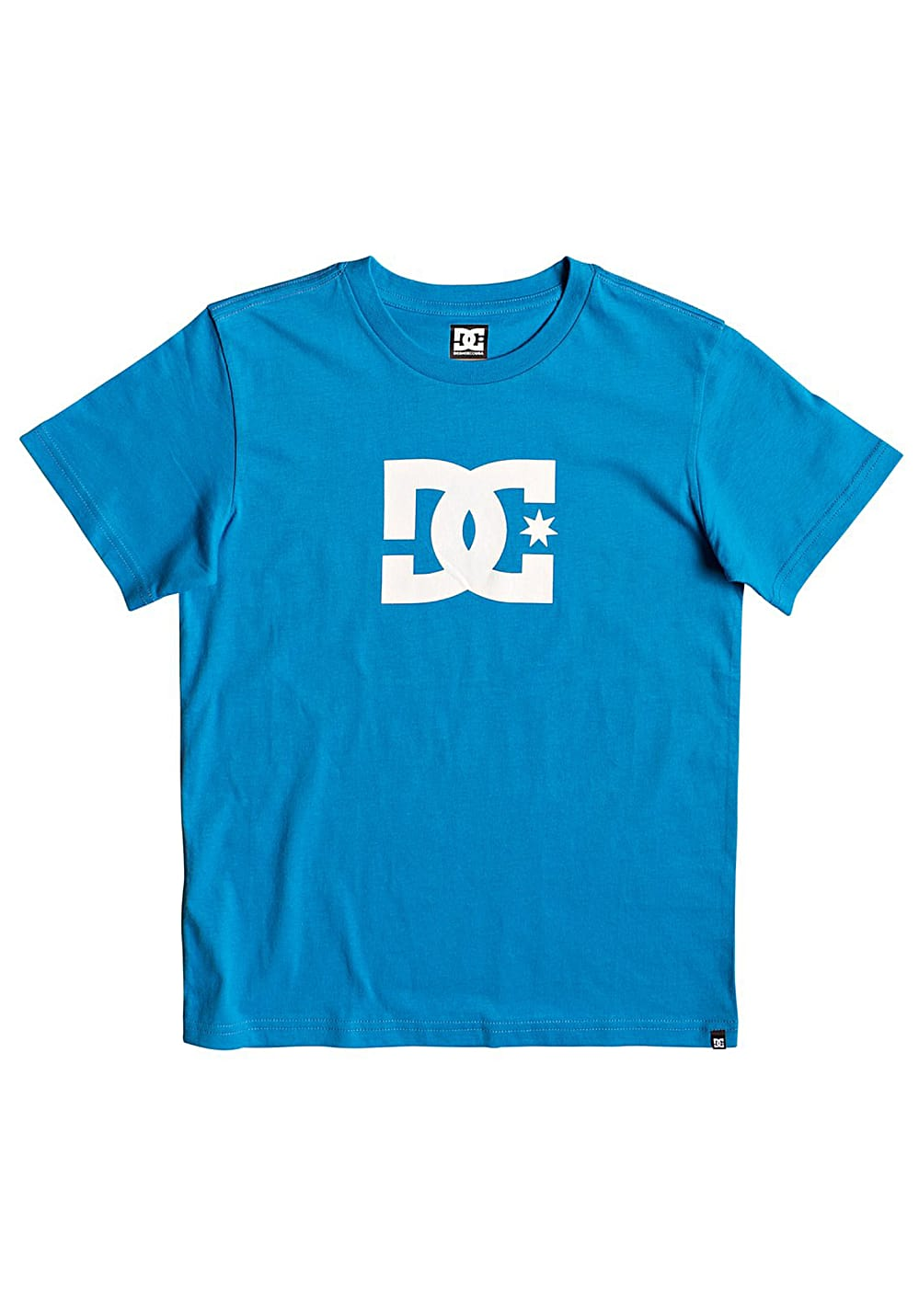 Boysoberteile - DC Star T-Shirt für Jungs Blau - Onlineshop Planet Sports