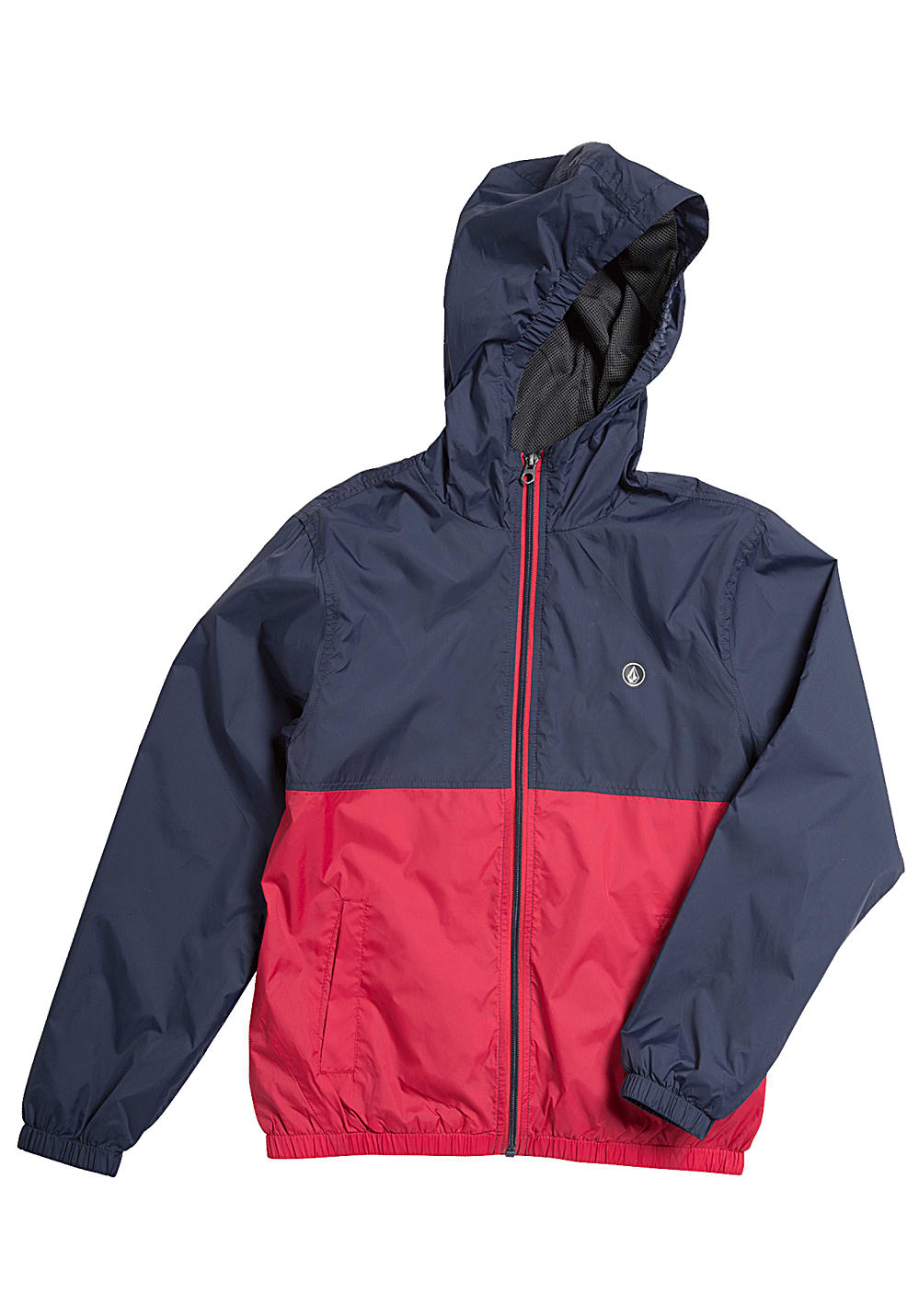 Boysregenwinter - Volcom Ermont Jacke Rot - Onlineshop Planet Sports