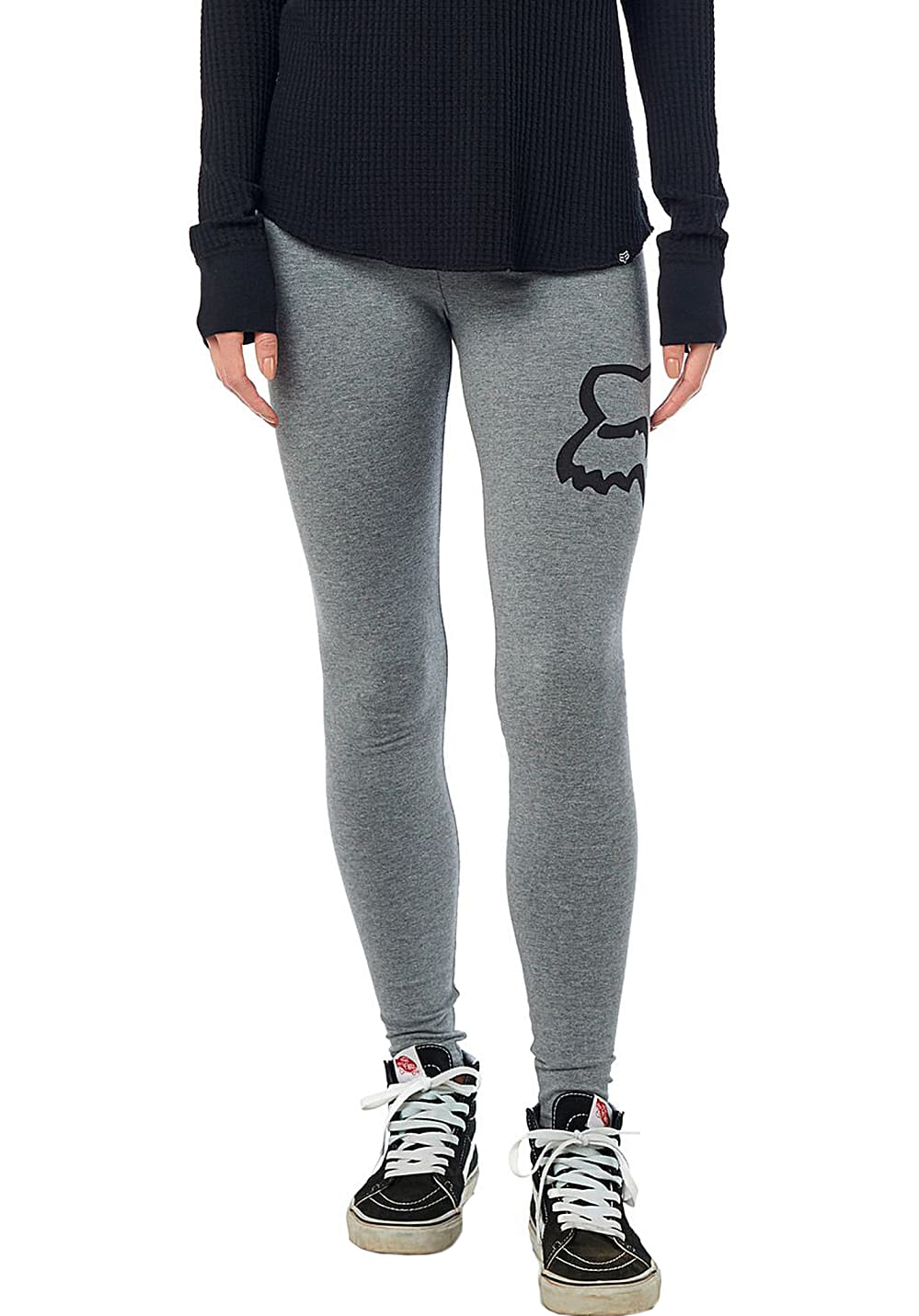 Hosen für Frauen - FOX Enduration Leggings für Damen Grau  - Onlineshop Planet Sports