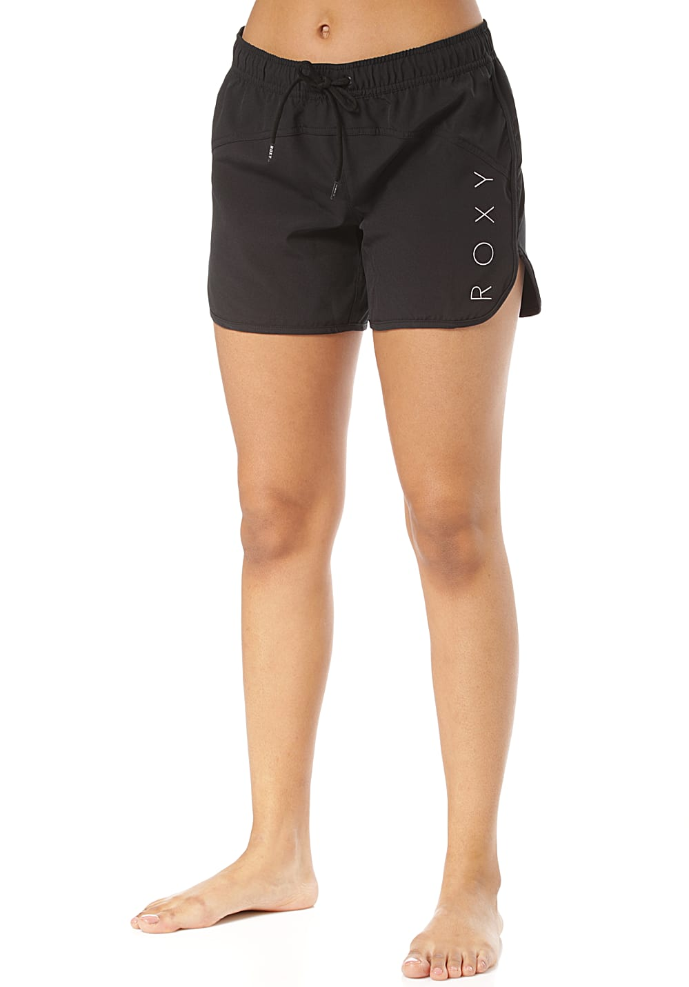 Bademode - Roxy Chill Love 5 Boardshorts für Damen Schwarz  - Onlineshop Planet Sports