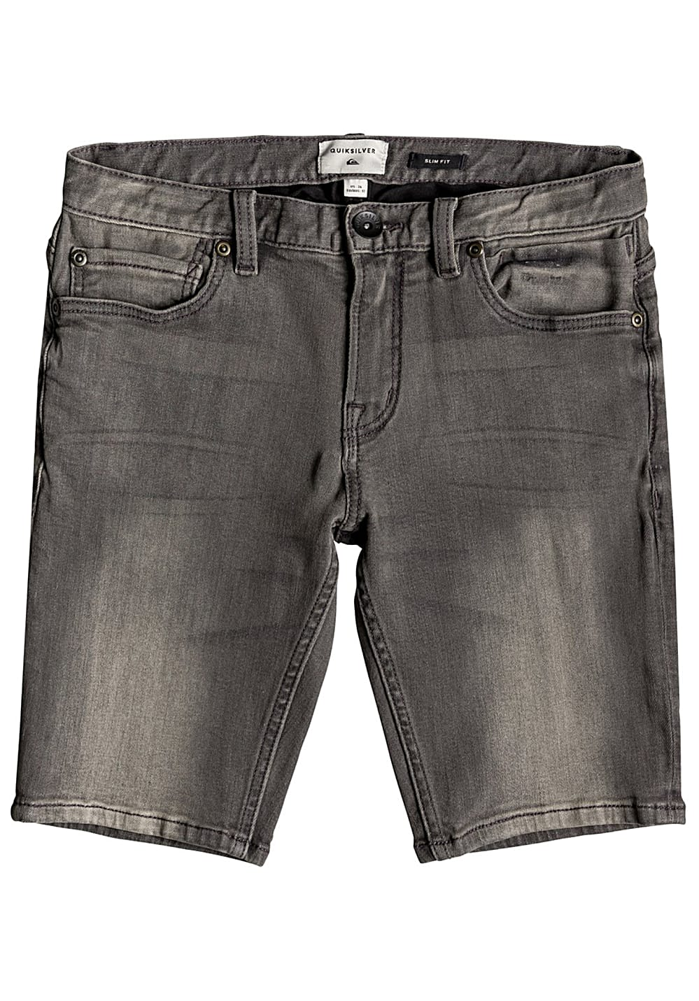 Boyshosen - Quiksilver Distorsion Shorts für Jungs Grau - Onlineshop Planet Sports