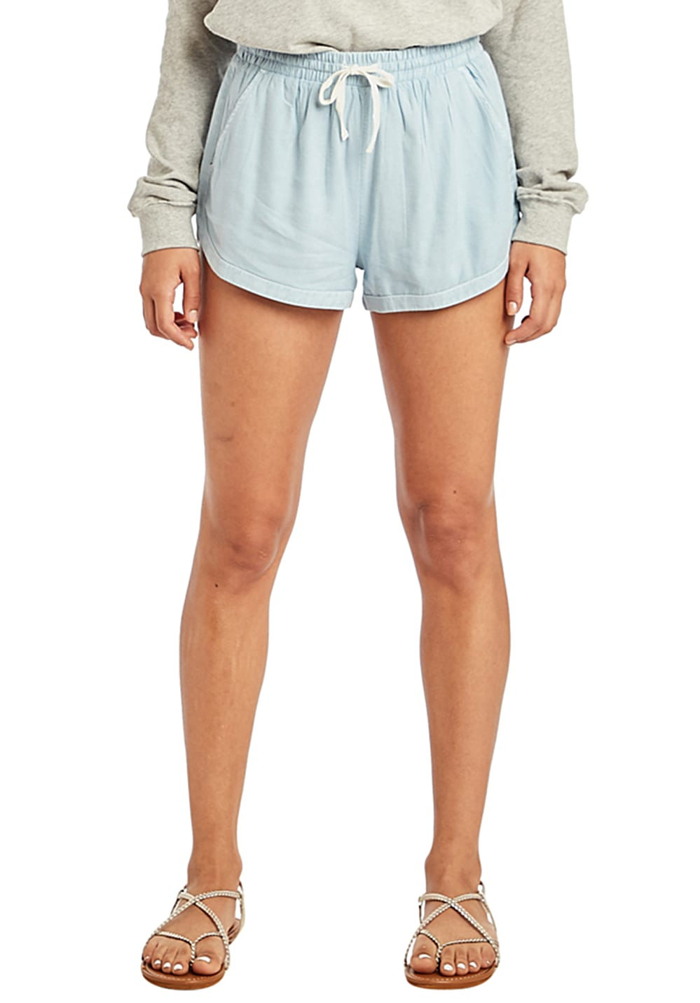 Hosen für Frauen - BILLABONG Road Triangleppin Shorts für Damen Blau  - Onlineshop Planet Sports