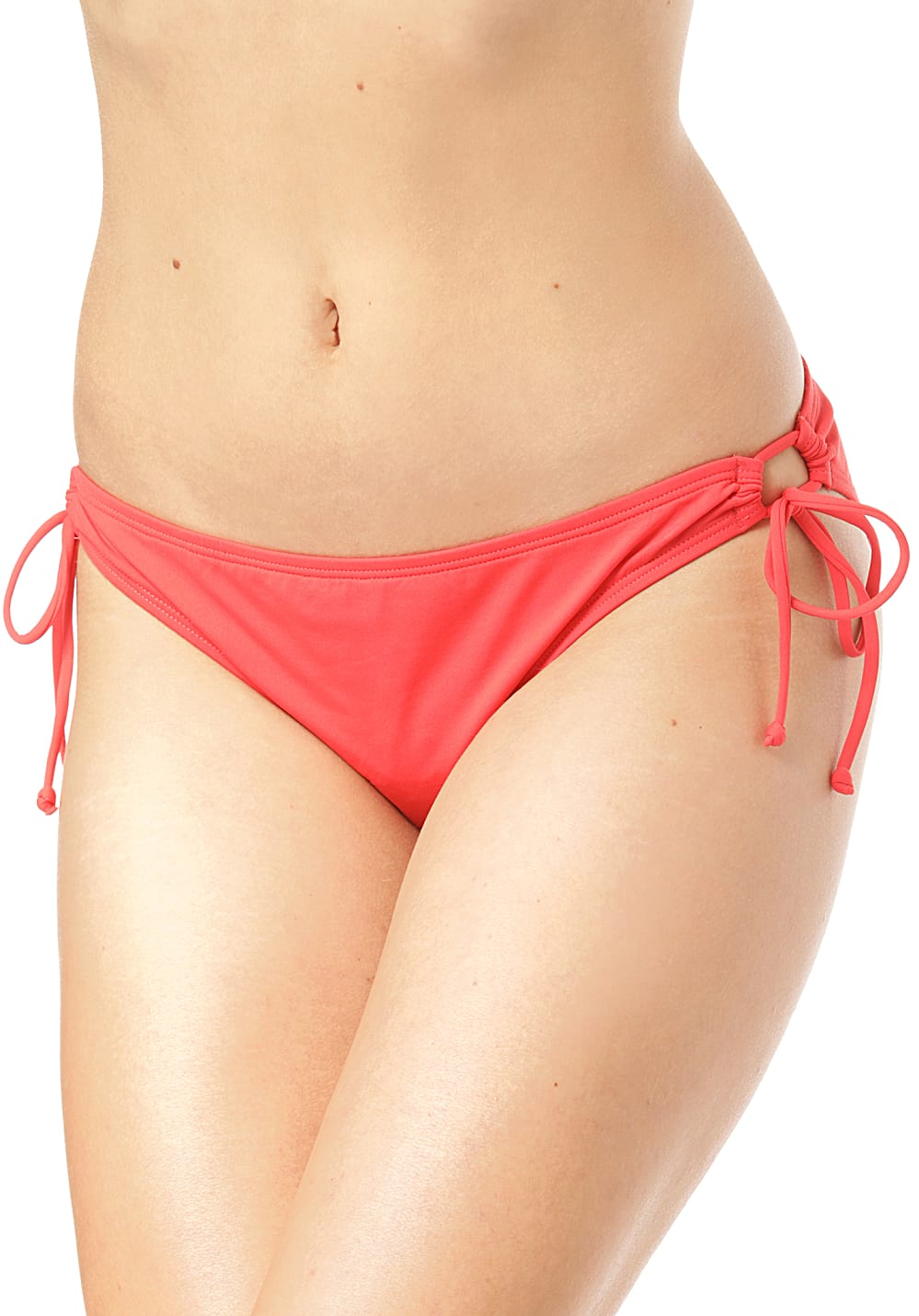 Bademode - BILLABONG Sol Searcher Low Rider Bikini Hose für Damen Rot  - Onlineshop Planet Sports