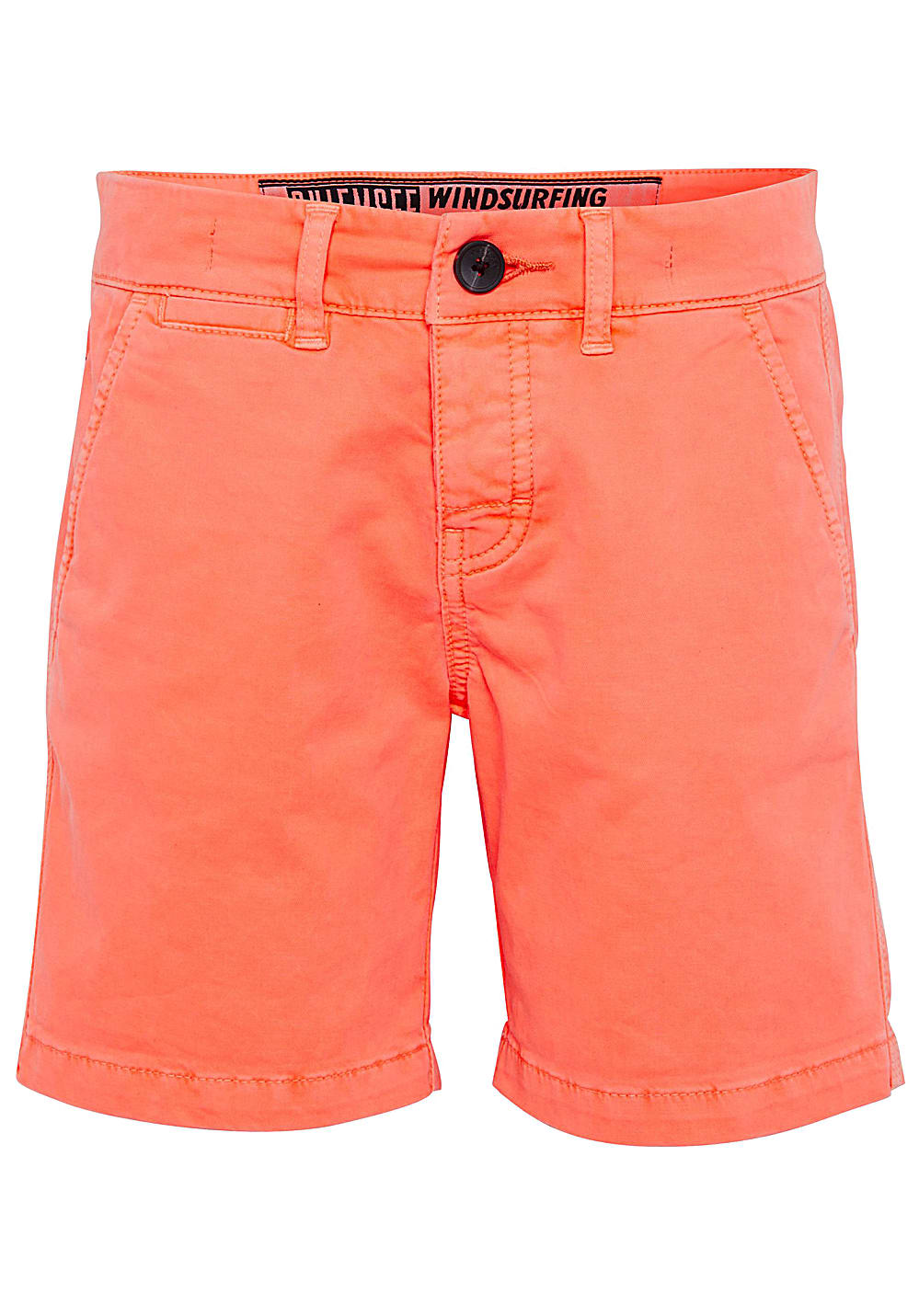 Boyshosen - Chiemsee Shorts Sonstige Shorts für Jungs Orange - Onlineshop Planet Sports