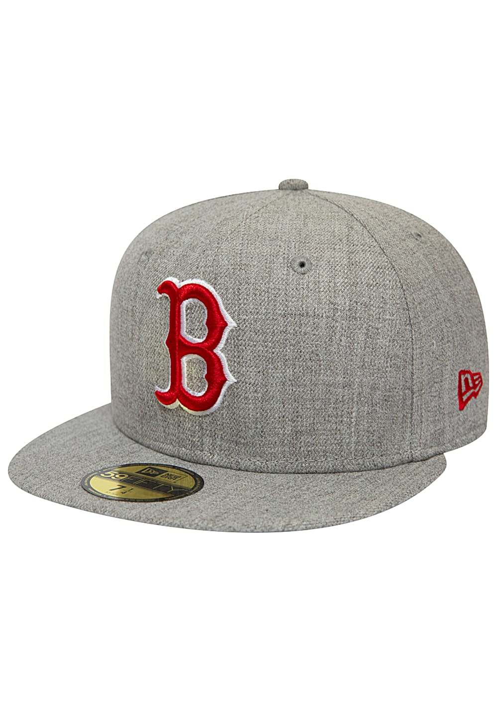 NEW Era 59Fifty Bosten Red Soxs Fitted Cap - Grau | Accessoires > Caps > Fitted Caps | new era