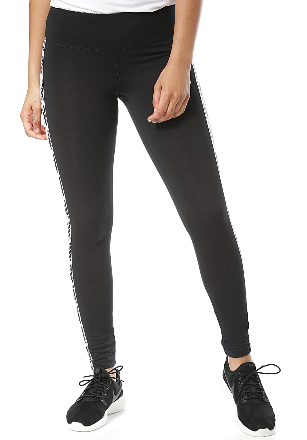 Hosen - NEW BALANCE WP93560 Leggings für Damen Schwarz  - Onlineshop Planet Sports