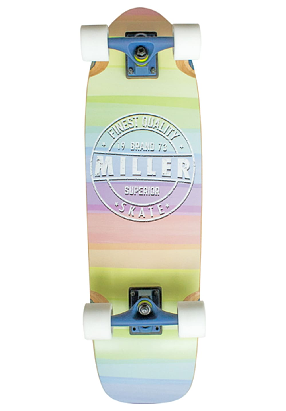Planet Sports | MILLER Sunny 29″ Longboard – Mehrfarbig