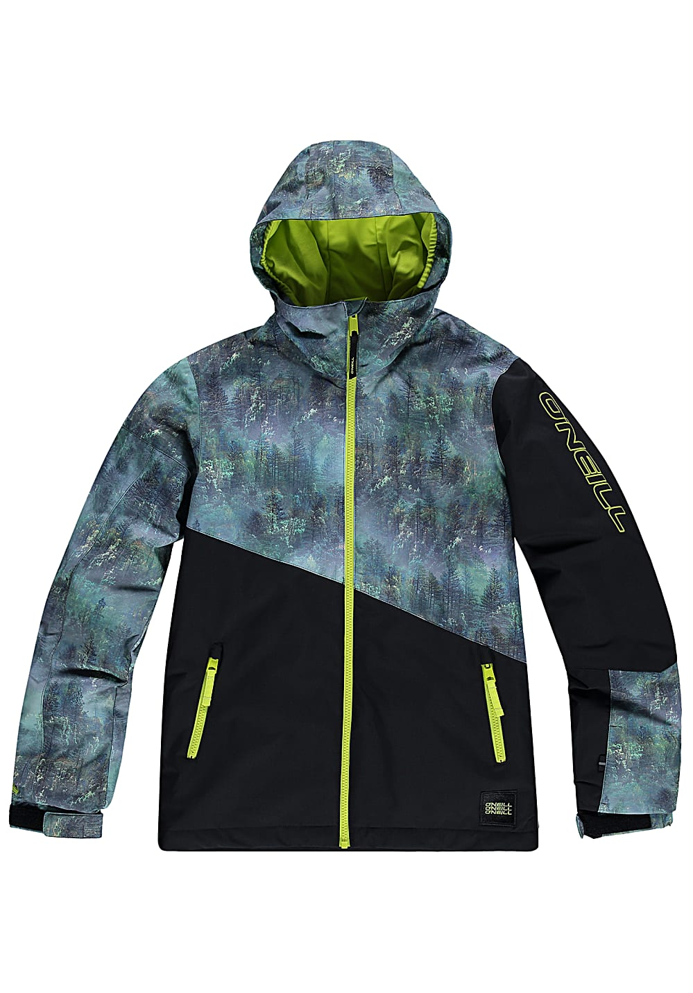 Boysregenwinter - O'Neill Halite Snowboardjacke für Jungs Camouflage - Onlineshop Planet Sports