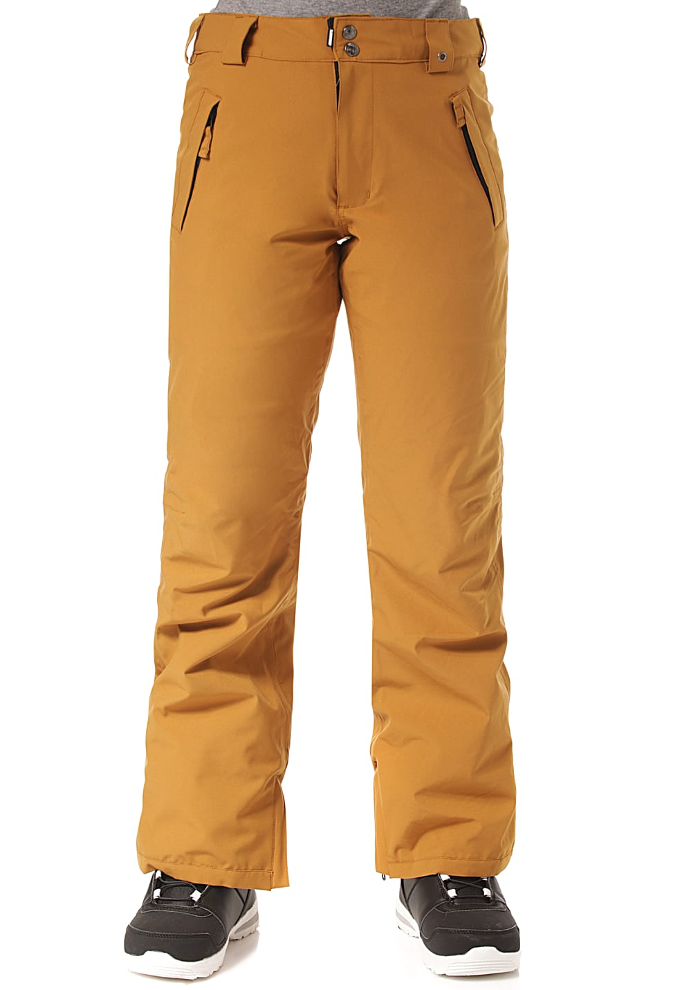Hosen - Light Yoko Snowboardhose für Damen Beige  - Onlineshop Planet Sports