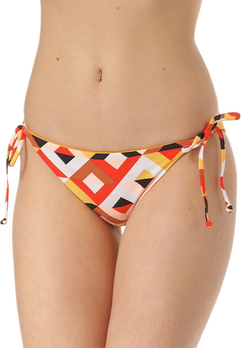 Bademode - BILLABONG S.S Tie Side Tropic Bikini Hose für Damen Mehrfarbig  - Onlineshop Planet Sports