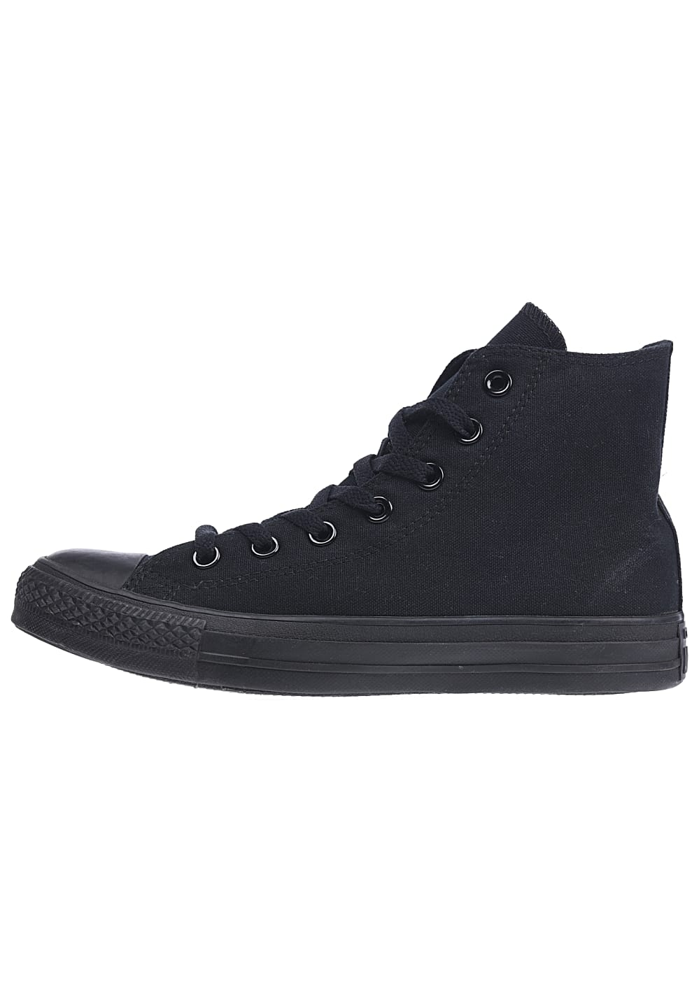 Converse Chuck Taylor All Star Hi - Sneaker - Schwarz - Planet Sports