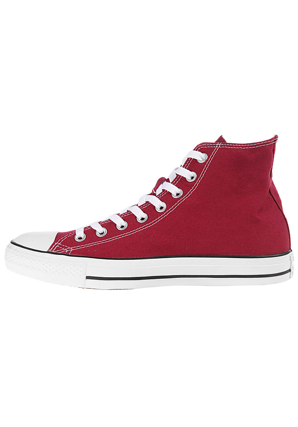 Converse All Star Hi - Sneaker - Rot - Planet Sports