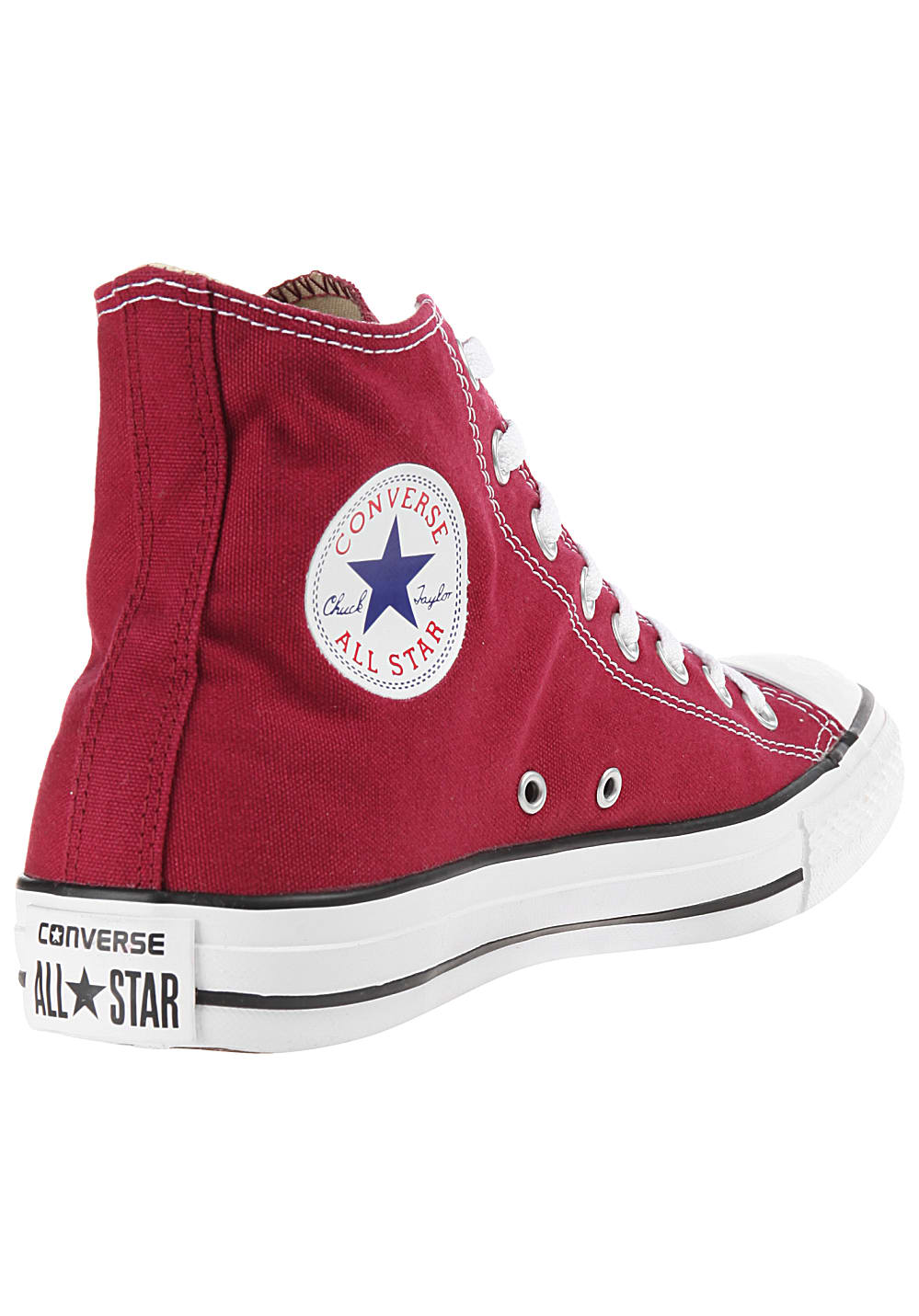 Converse All Star Hi - Sneaker - Rot