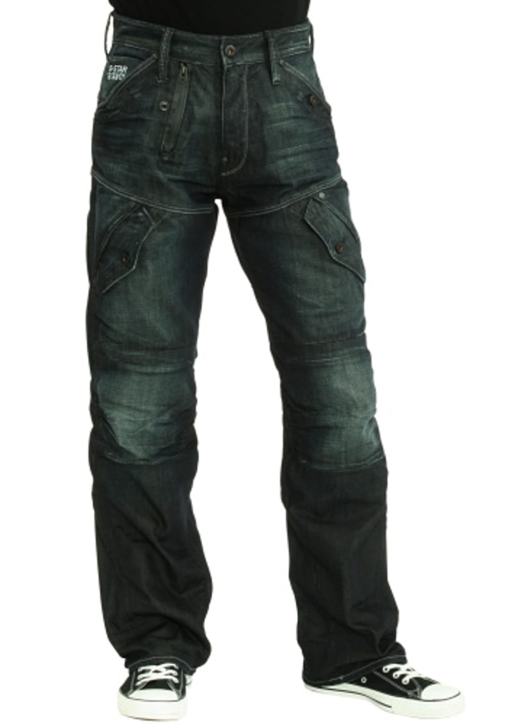 g star raw scuba elwood loose pant walker travis wash. Black Bedroom Furniture Sets. Home Design Ideas