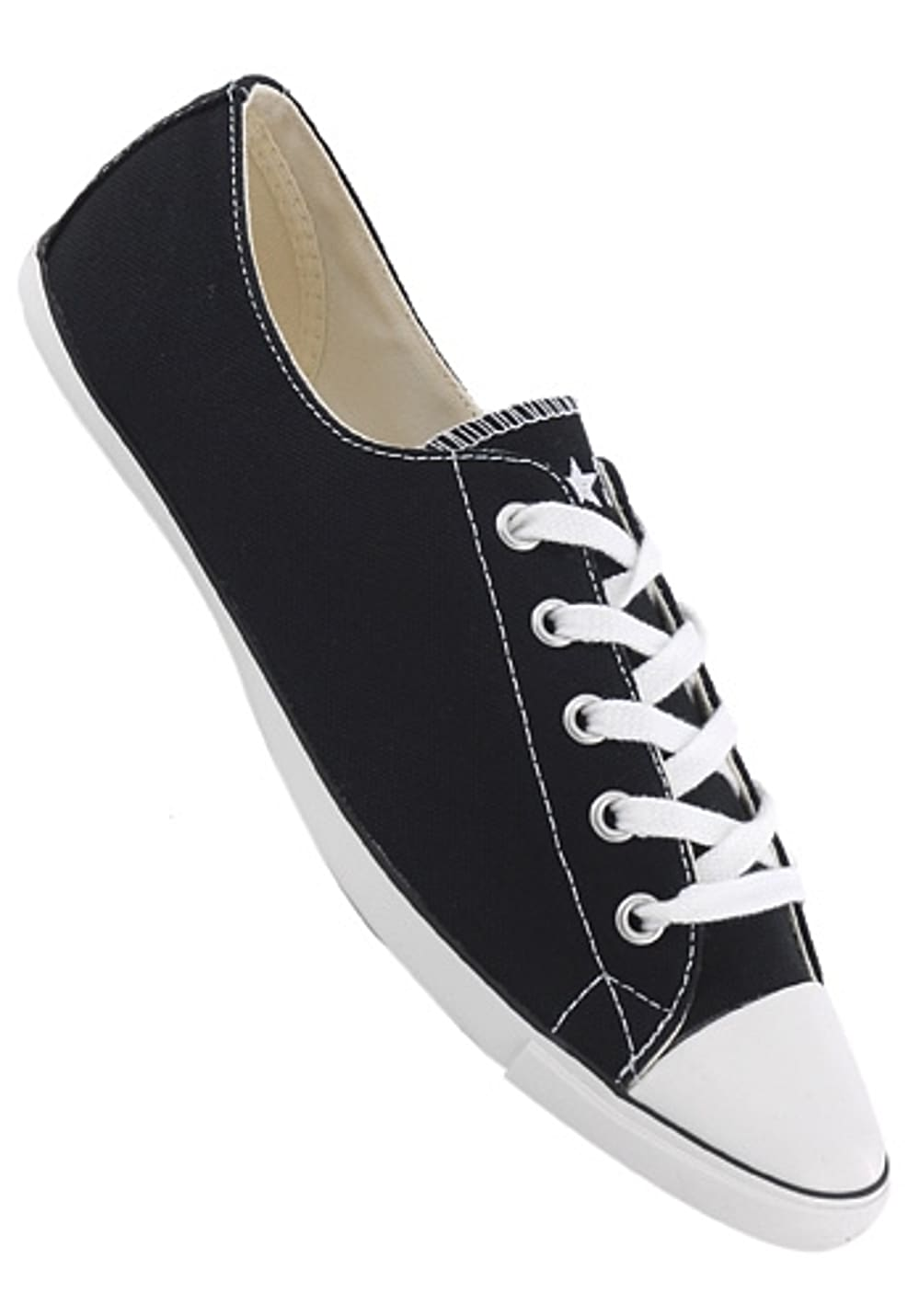 Converse Chuck Taylor As Core Damen Schwarz