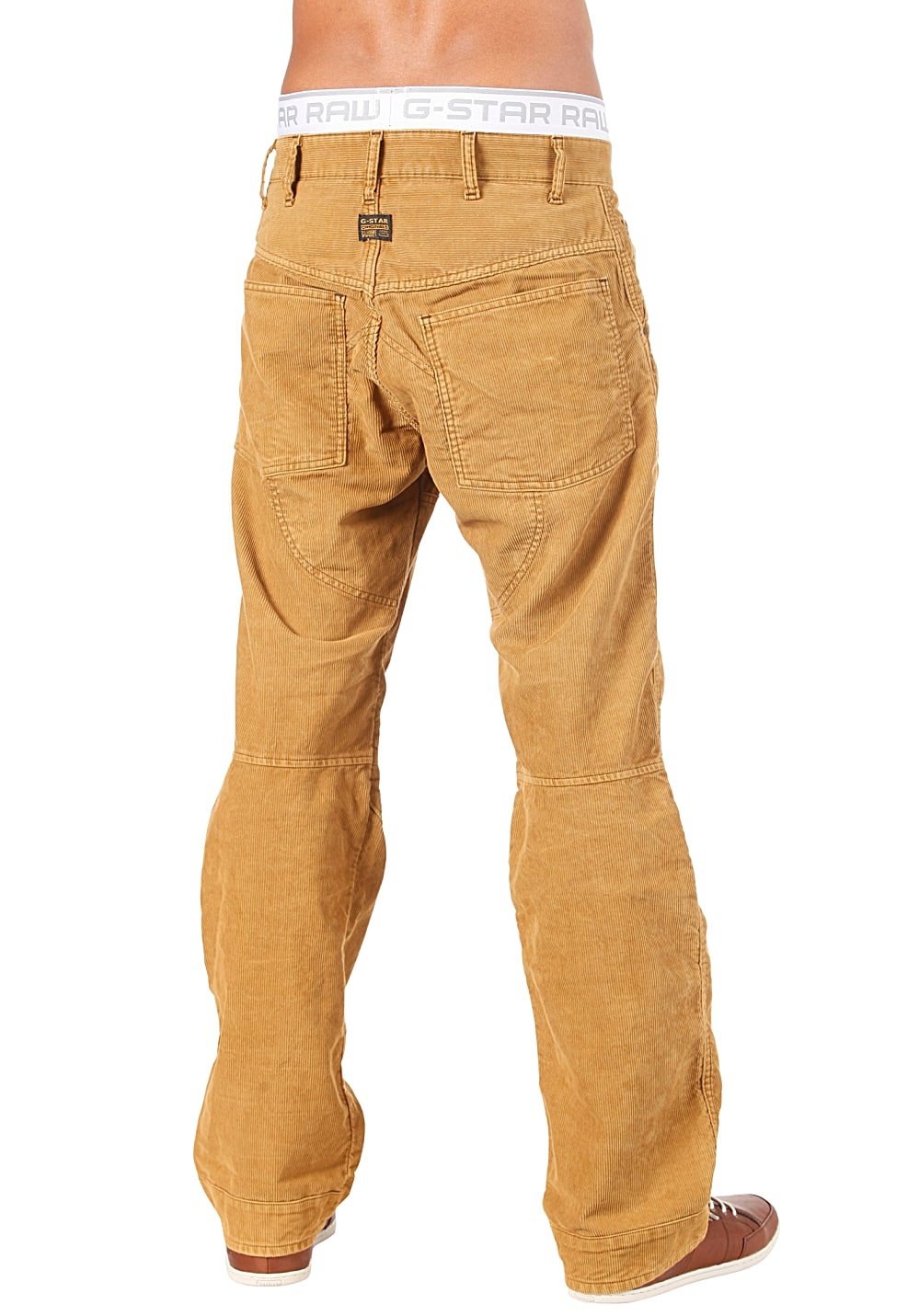 cd493347de9e G-STAR RAW 5620 3D Loose Coj Pant - Hose für Herren - Braun - Planet ...