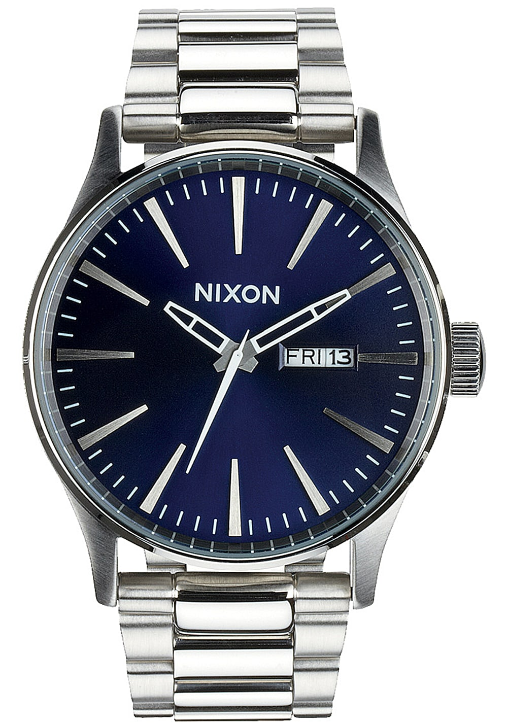 nixon sentry ss uhr f r herren blau planet sports. Black Bedroom Furniture Sets. Home Design Ideas