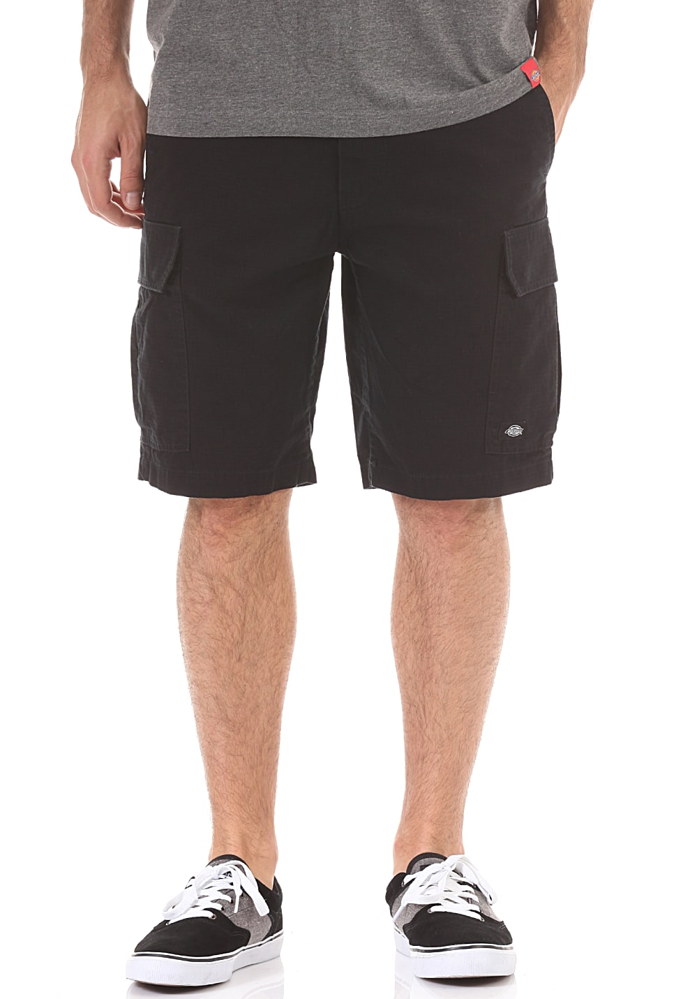 dickies new york cargo shorts f r herren schwarz planet sports. Black Bedroom Furniture Sets. Home Design Ideas