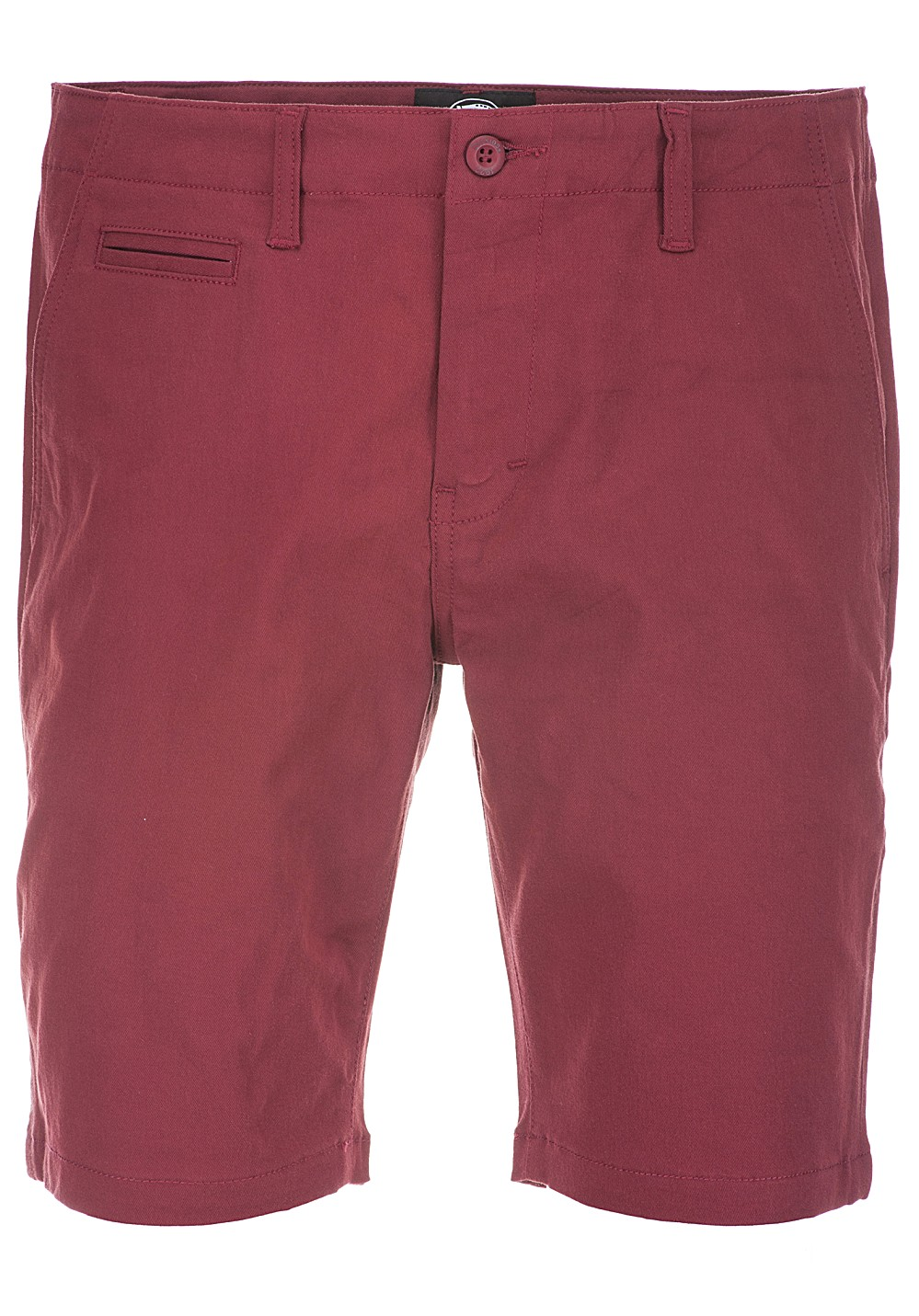 dickies palm springs chino shorts f r herren rot. Black Bedroom Furniture Sets. Home Design Ideas