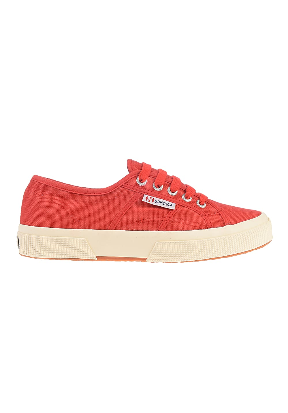 finest selection 16248 95c3c SUPERGA 2750-Cotu Classic - Sneaker - Rot