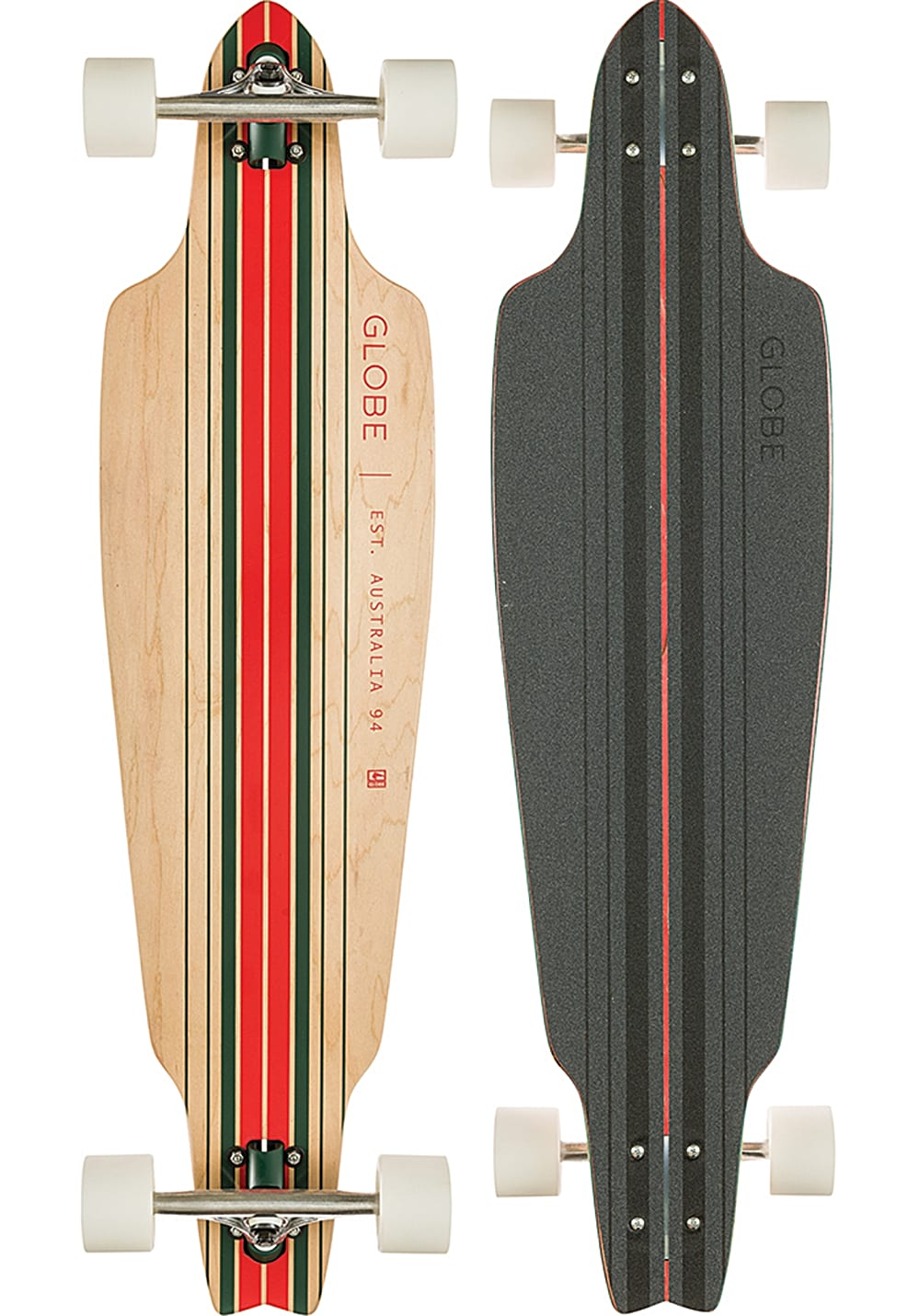 globe prowler 38 5 longboard mehrfarbig planet sports. Black Bedroom Furniture Sets. Home Design Ideas