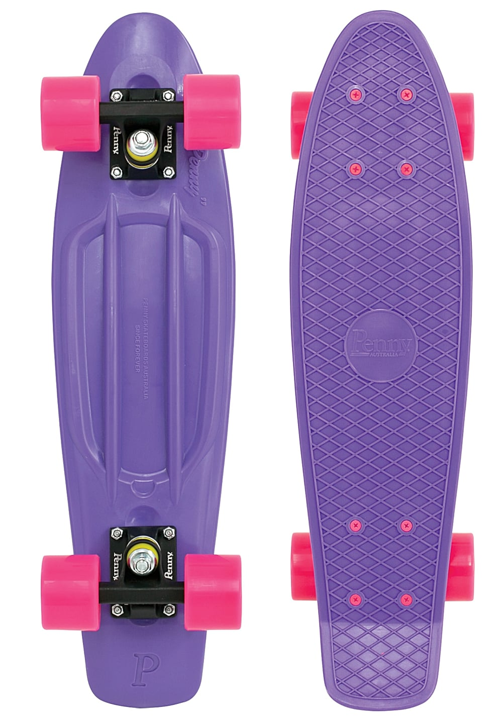 penny classics 27 longboard lila planet sports. Black Bedroom Furniture Sets. Home Design Ideas