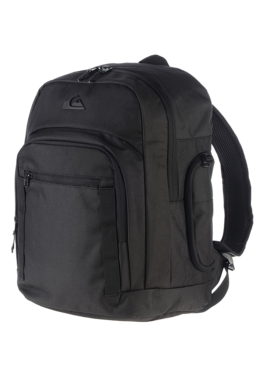 quiksilver schoolie rucksack f r herren schwarz planet sports. Black Bedroom Furniture Sets. Home Design Ideas
