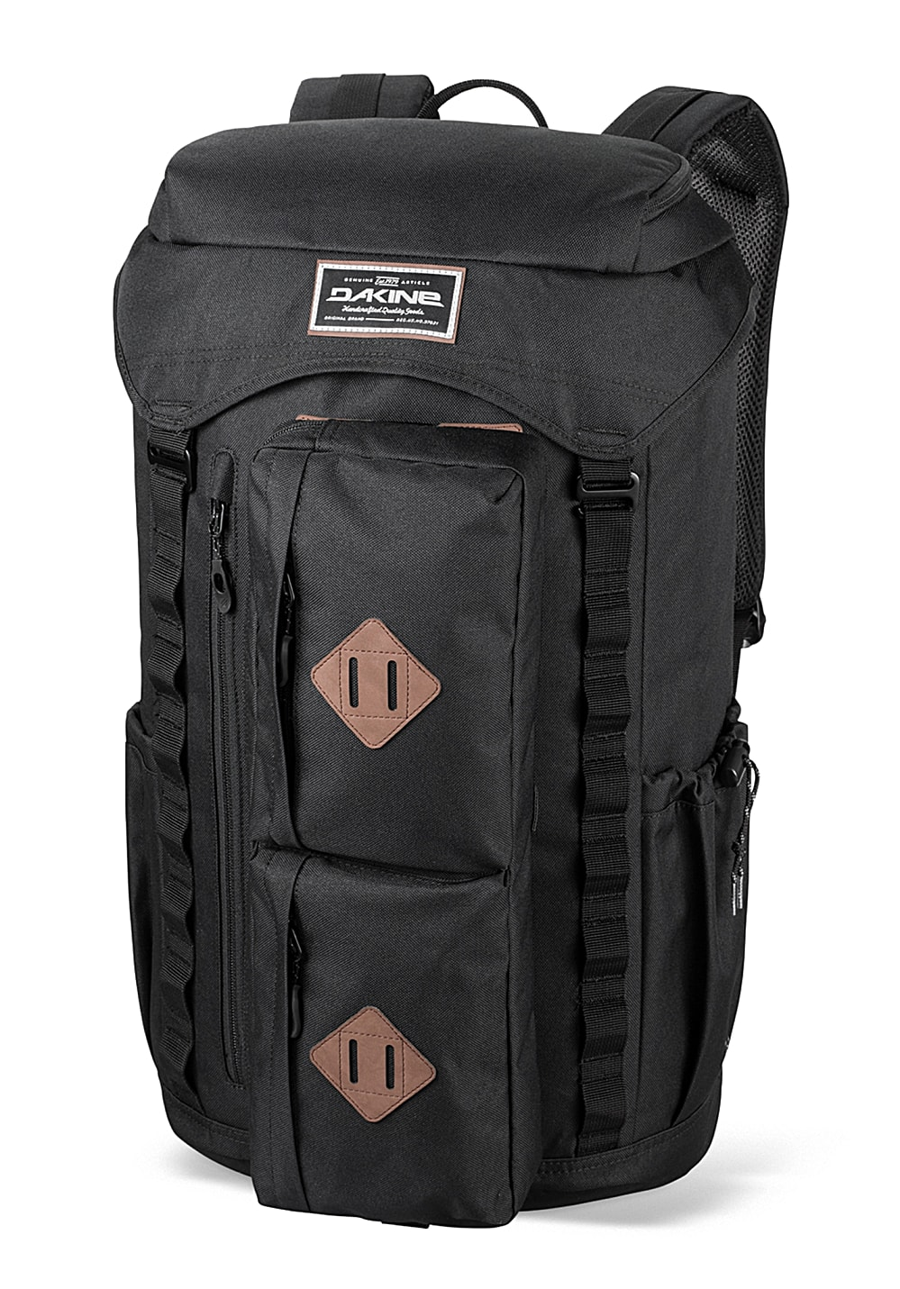 dakine compass 38l rucksack f r herren schwarz planet sports. Black Bedroom Furniture Sets. Home Design Ideas
