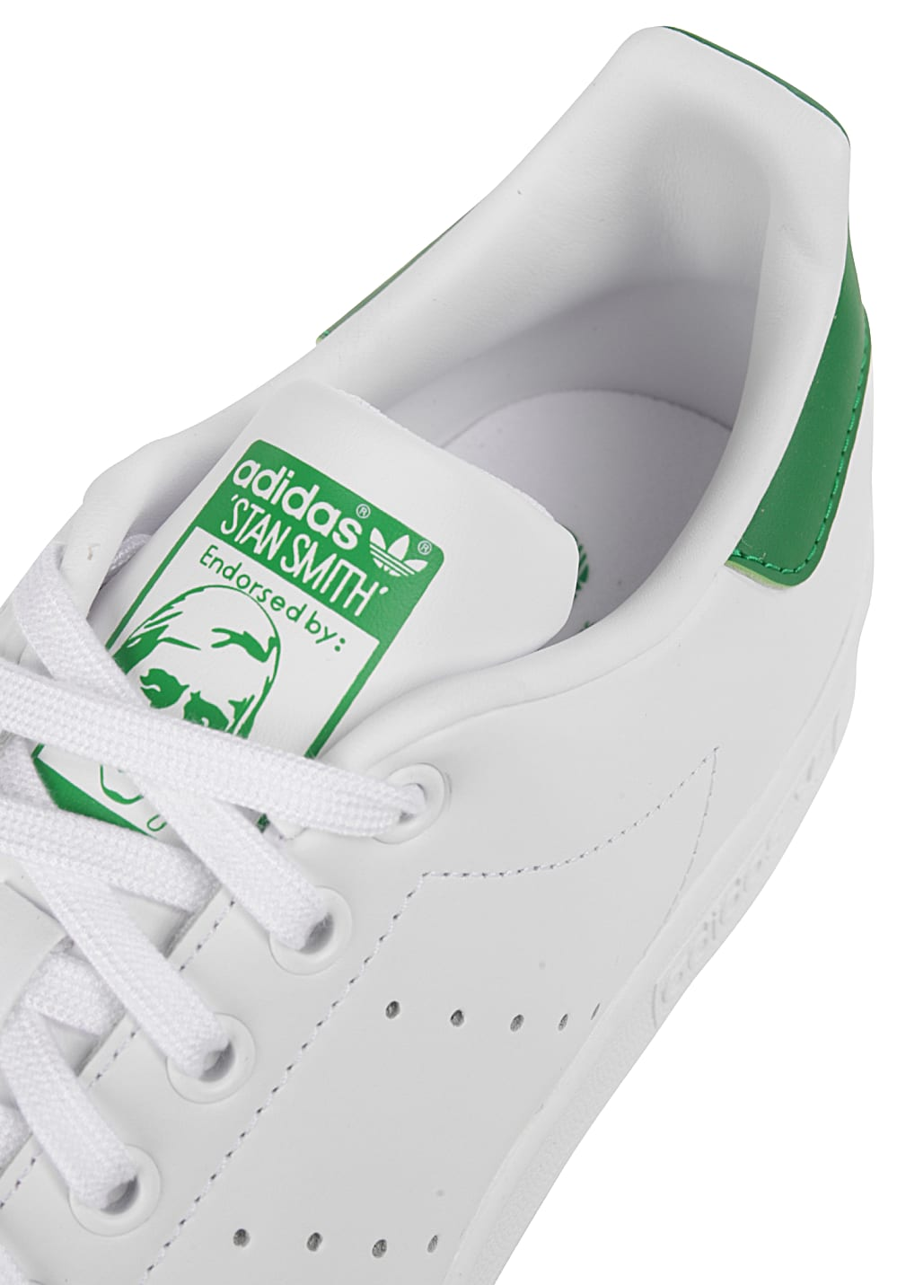 big sale 56cbc 689c4 adidas Originals Stan Smith - Sneaker - Weiß