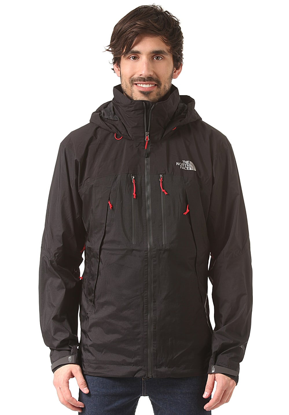 the north face peak guide funktionsjacke f r herren. Black Bedroom Furniture Sets. Home Design Ideas