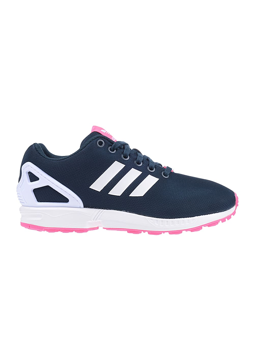 adidas zx flux sneaker f r damen blau planet sports. Black Bedroom Furniture Sets. Home Design Ideas