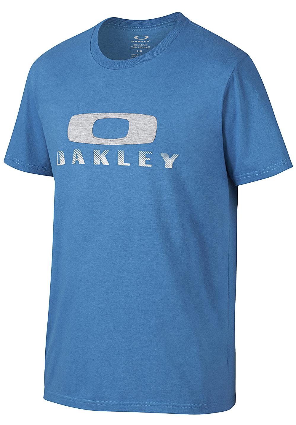 oakley griffin 2 0 t shirt f r herren blau planet sports. Black Bedroom Furniture Sets. Home Design Ideas