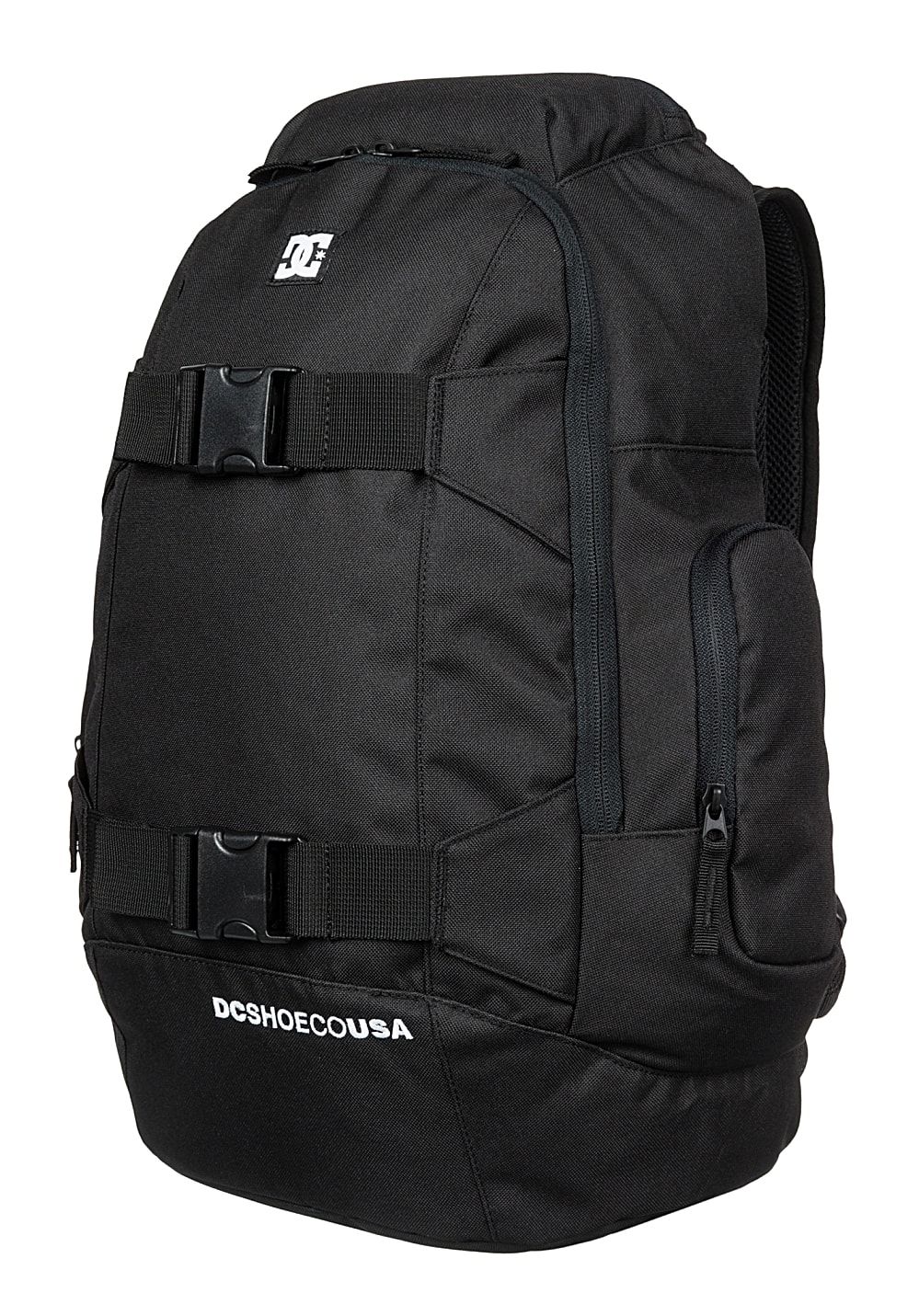 dc wolfbred ii rucksack f r herren schwarz planet sports. Black Bedroom Furniture Sets. Home Design Ideas