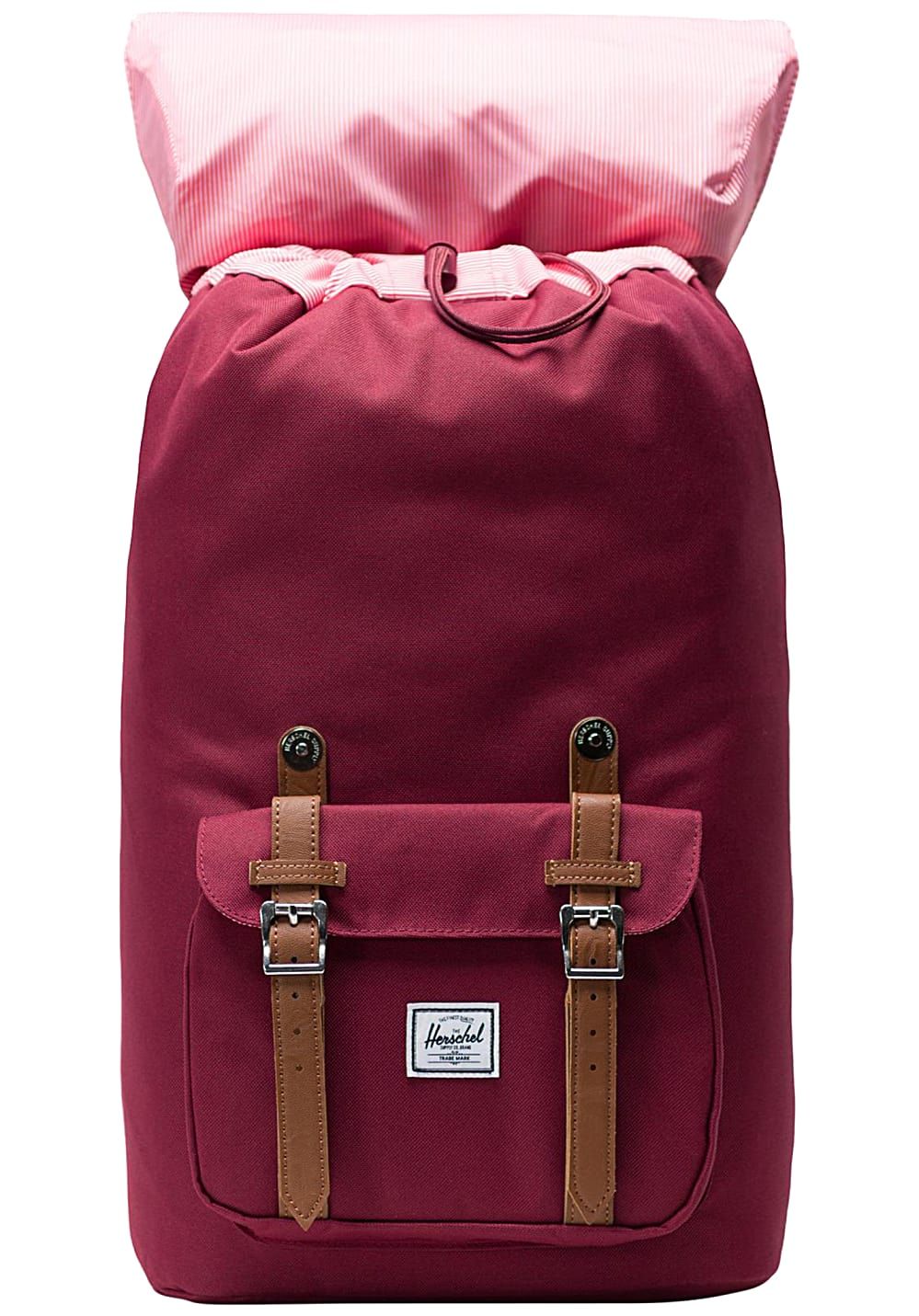 7bb0e771683eb HERSCHEL SUPPLY CO Little America 25L - Rucksack - Rot - Planet Sports