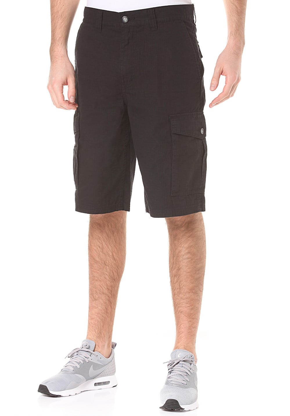 lrg rc ts cargo shorts f r herren schwarz planet sports. Black Bedroom Furniture Sets. Home Design Ideas