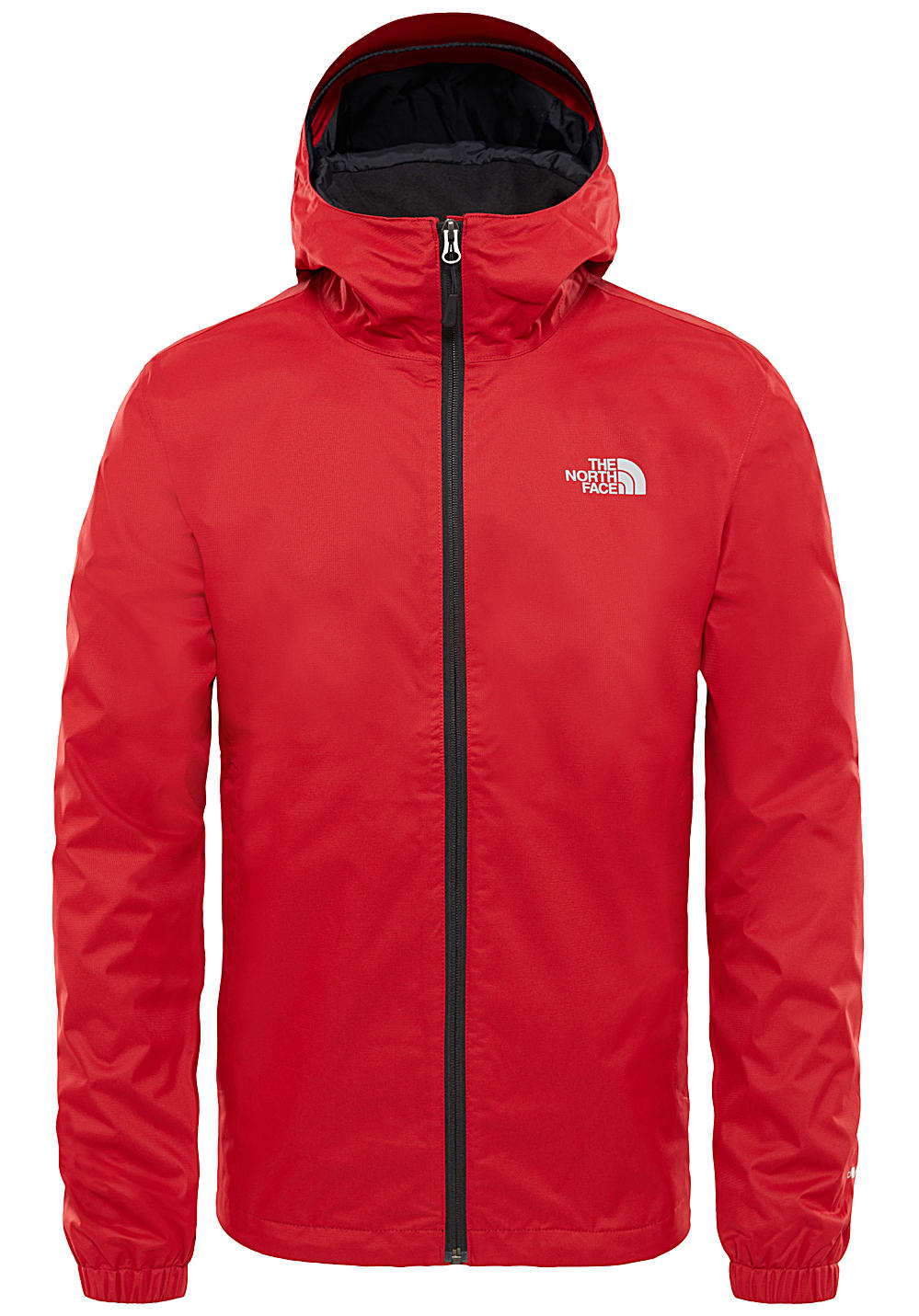 info for facab b6fcf THE NORTH FACE Quest - Jacke für Herren - Rot - Planet Sports