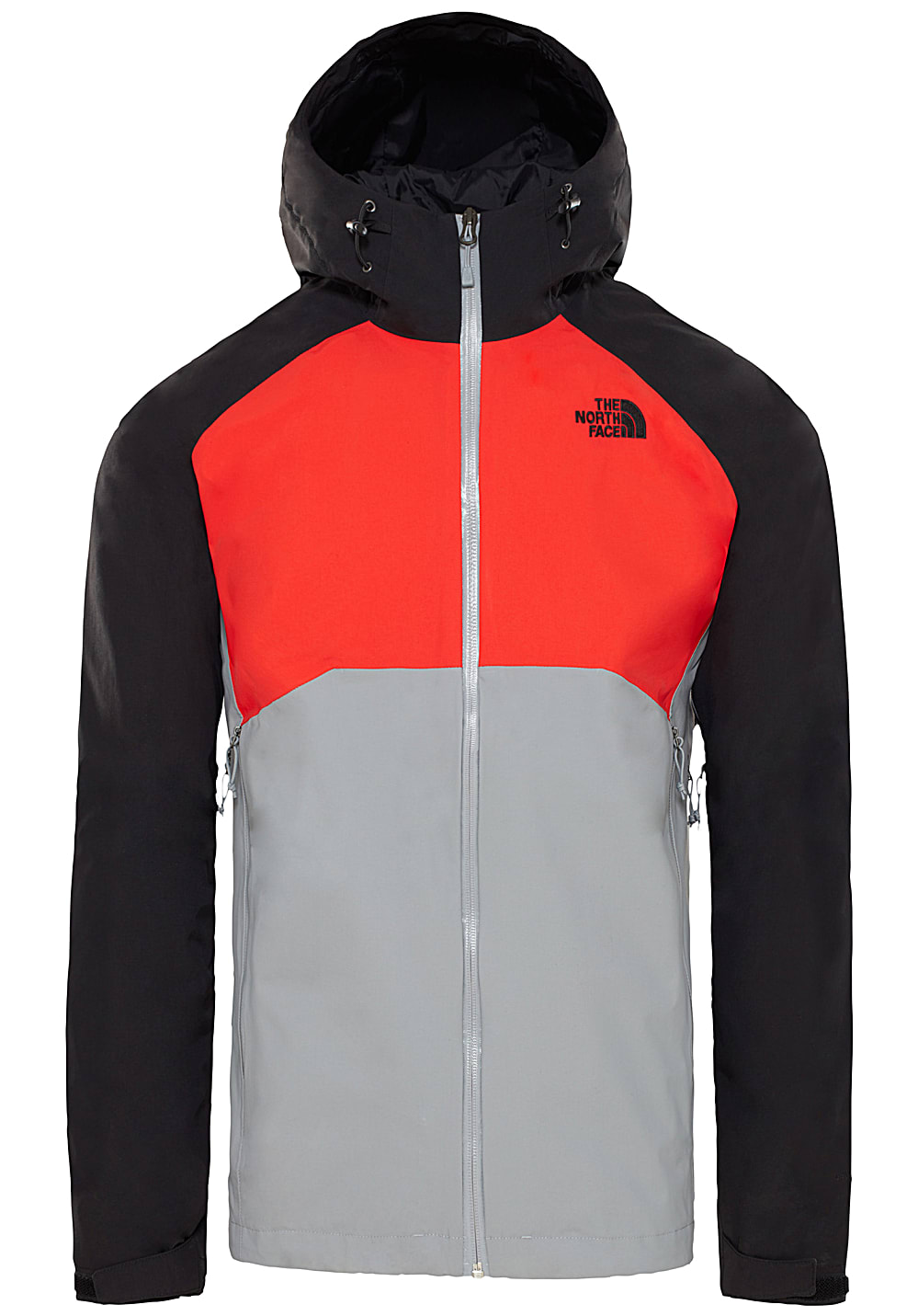 für THE Jacke Stratos FACE NORTH Herren Grau 8Own0Pk