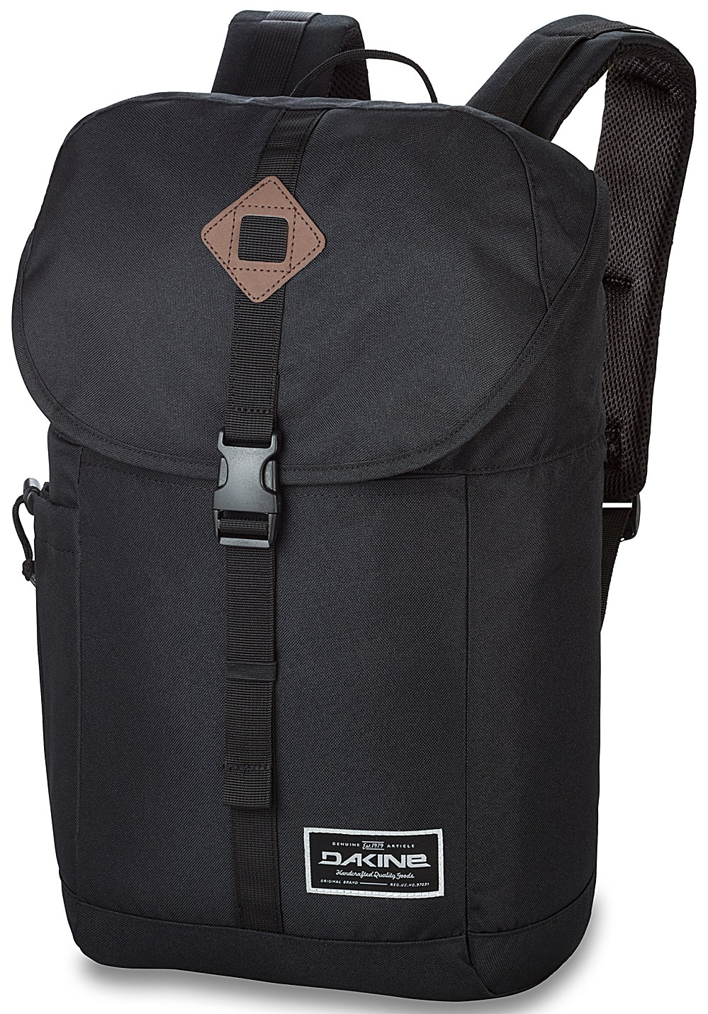 dakine range 24l rucksack f r herren schwarz planet sports. Black Bedroom Furniture Sets. Home Design Ideas