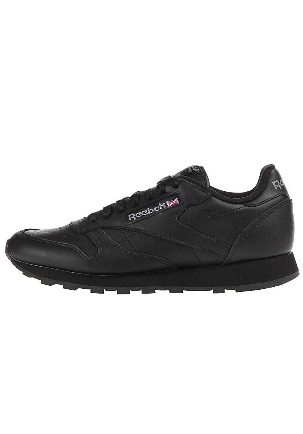 reebok classic lthr sneaker f r herren schwarz planet sports. Black Bedroom Furniture Sets. Home Design Ideas